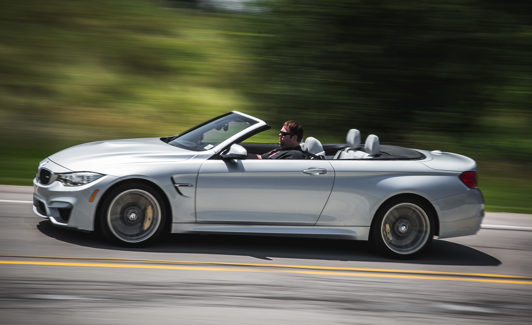 2015 BMW M4 Convertible (Photo 11 of 50)