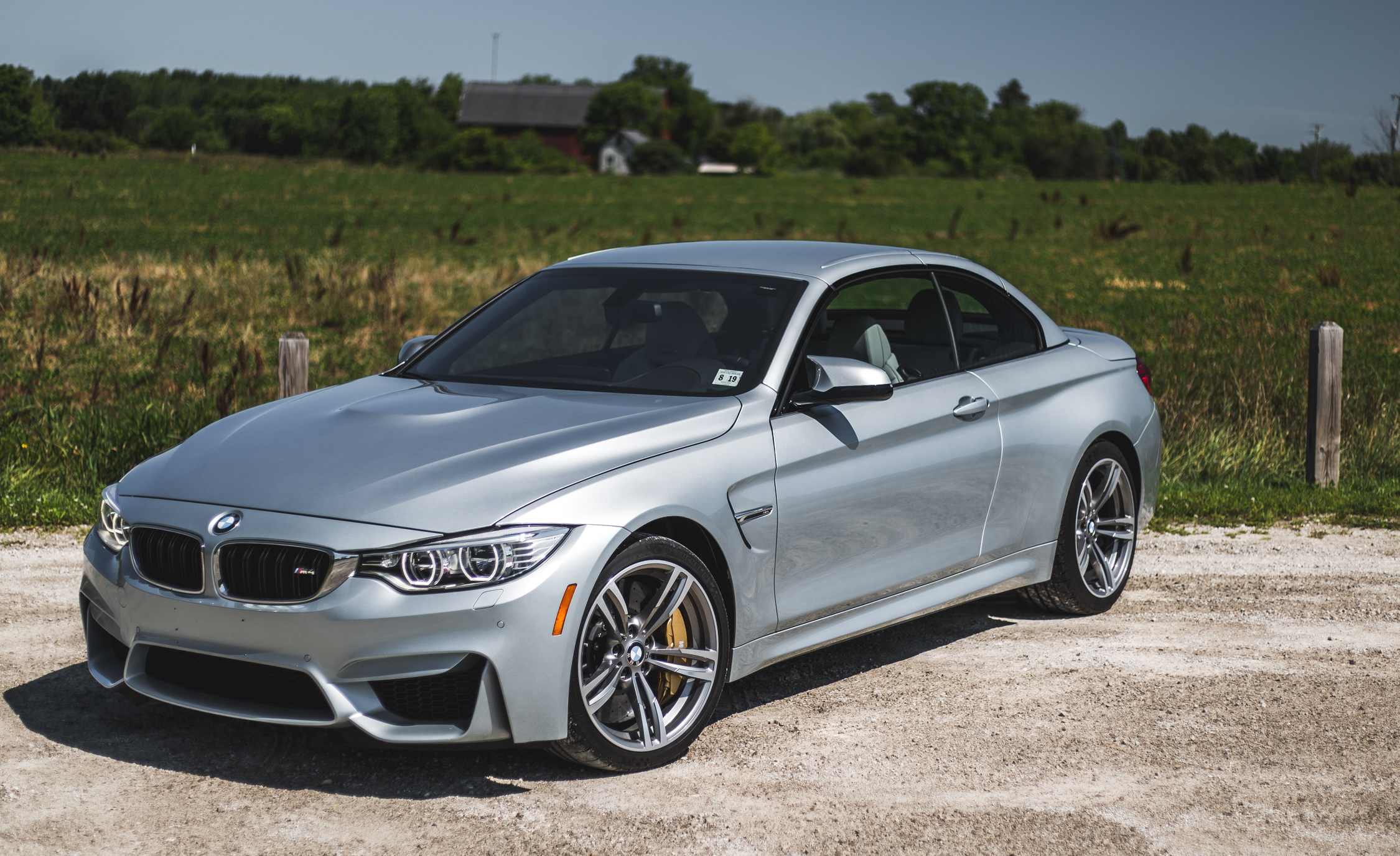 2015 BMW M4 Convertible (Photo 28 of 50)