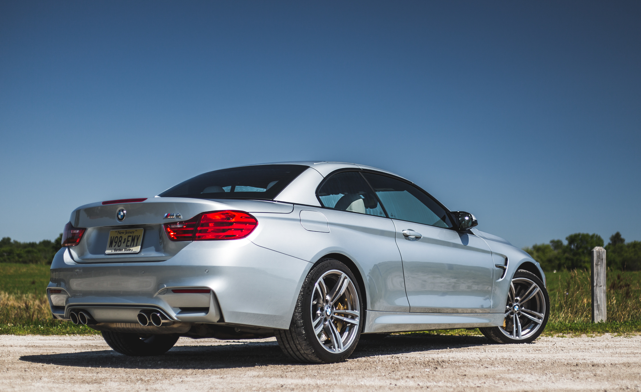 2015 BMW M4 Convertible (Photo 29 of 50)