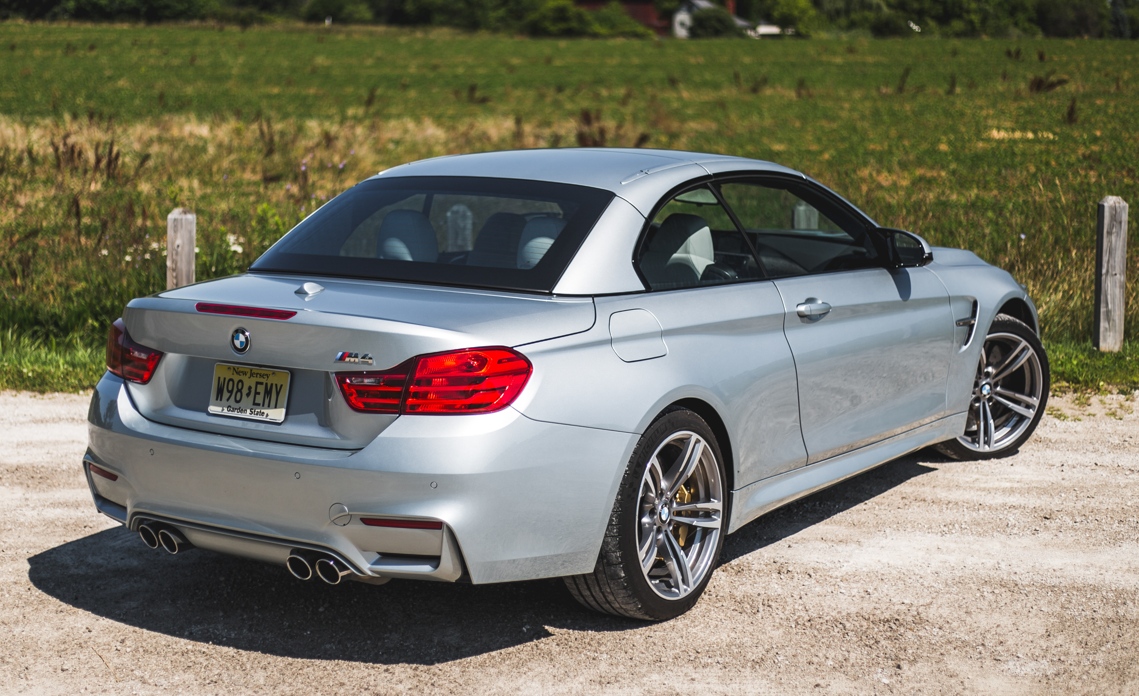 2015 BMW M4 Convertible (Photo 25 of 50)