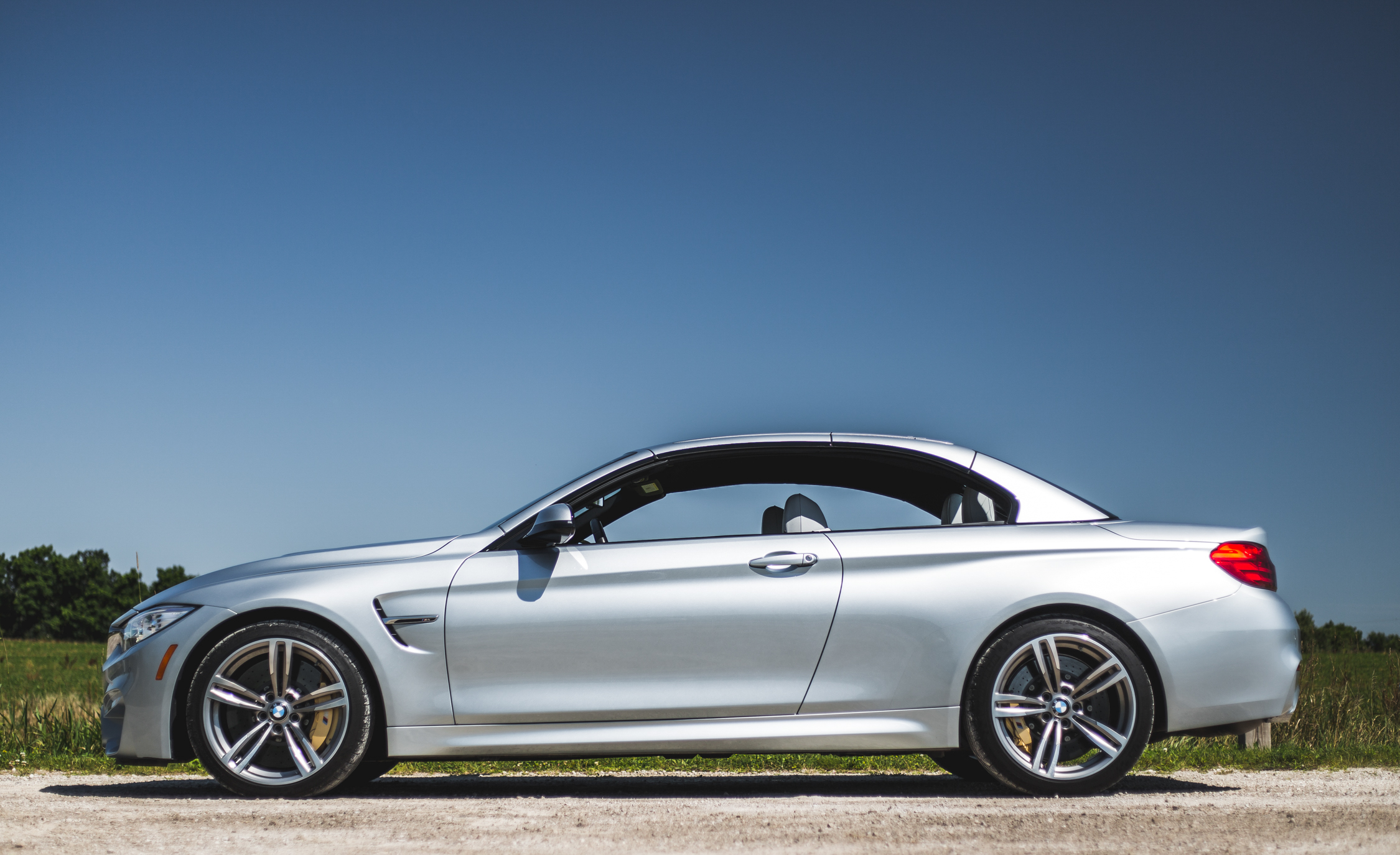 2015 BMW M4 Convertible (Photo 31 of 50)