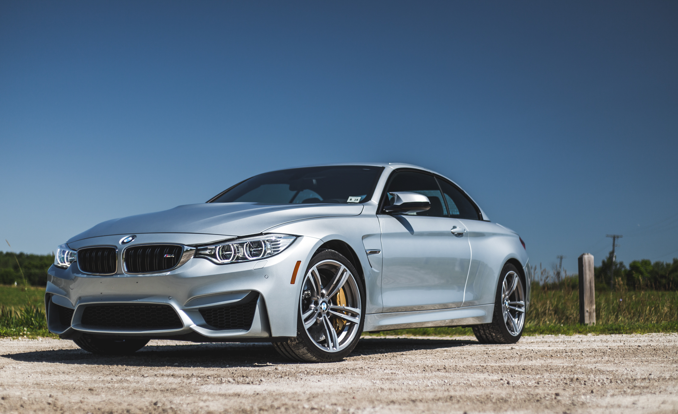 2015 BMW M4 Convertible (Photo 9 of 50)