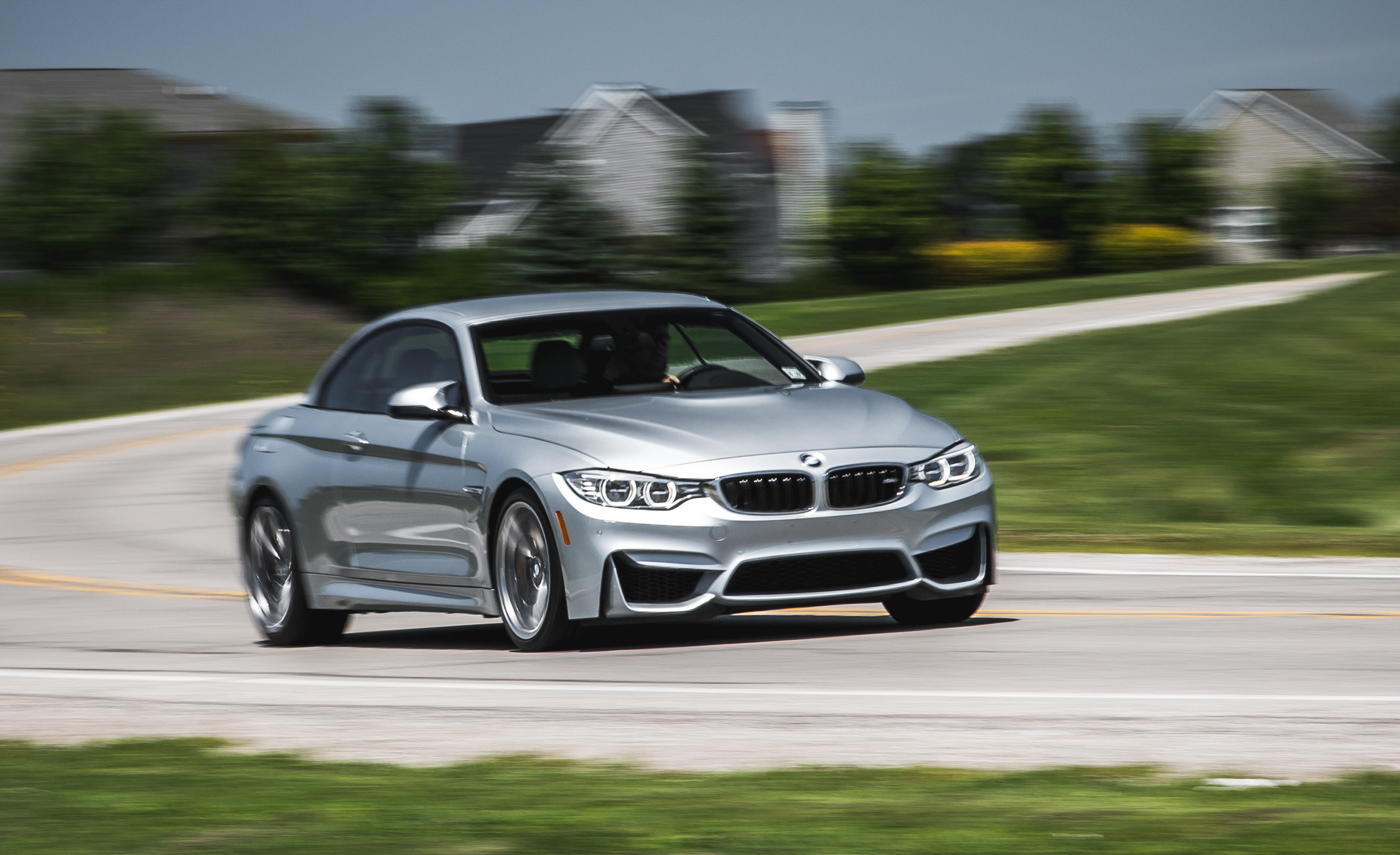 2015 BMW M4 Convertible (Photo 10 of 50)