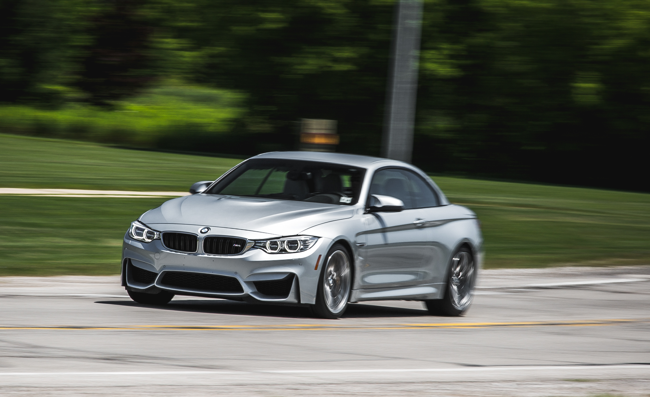 2015 BMW M4 Convertible (Photo 8 of 50)