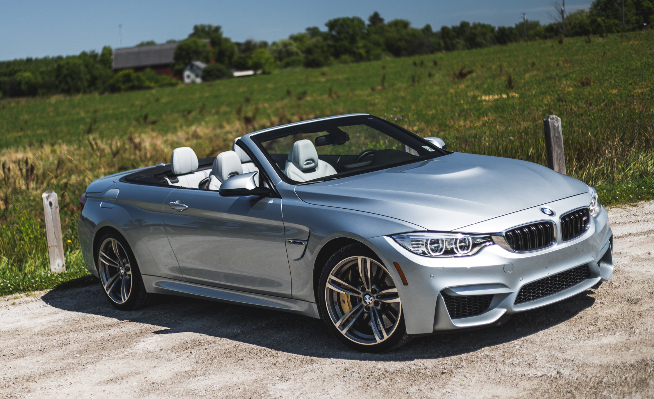 Featured Image of 2015 BMW M4 Convertible
