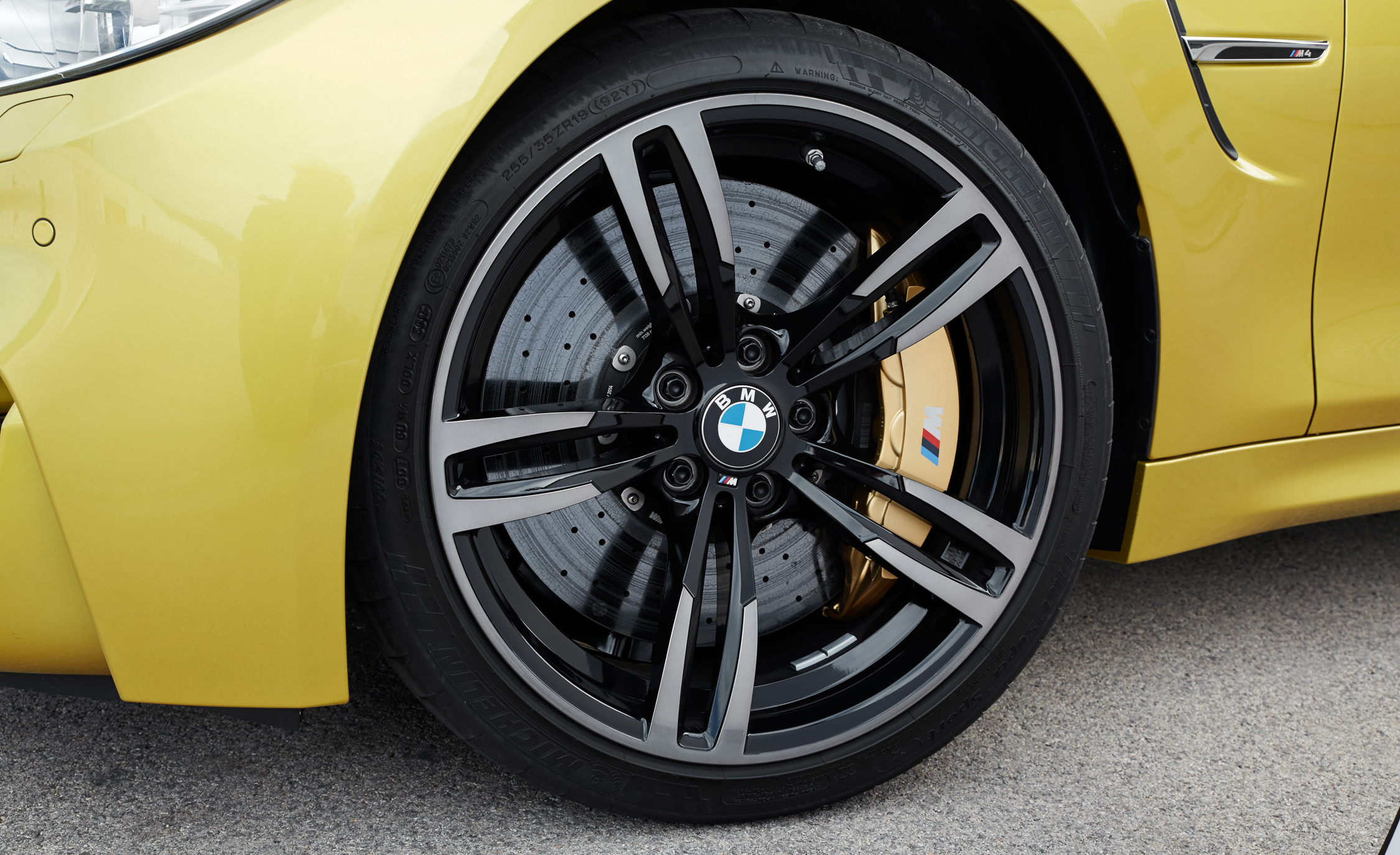 2015 BMW M4 Coupe Wheel Wheel (View 36 of 41)