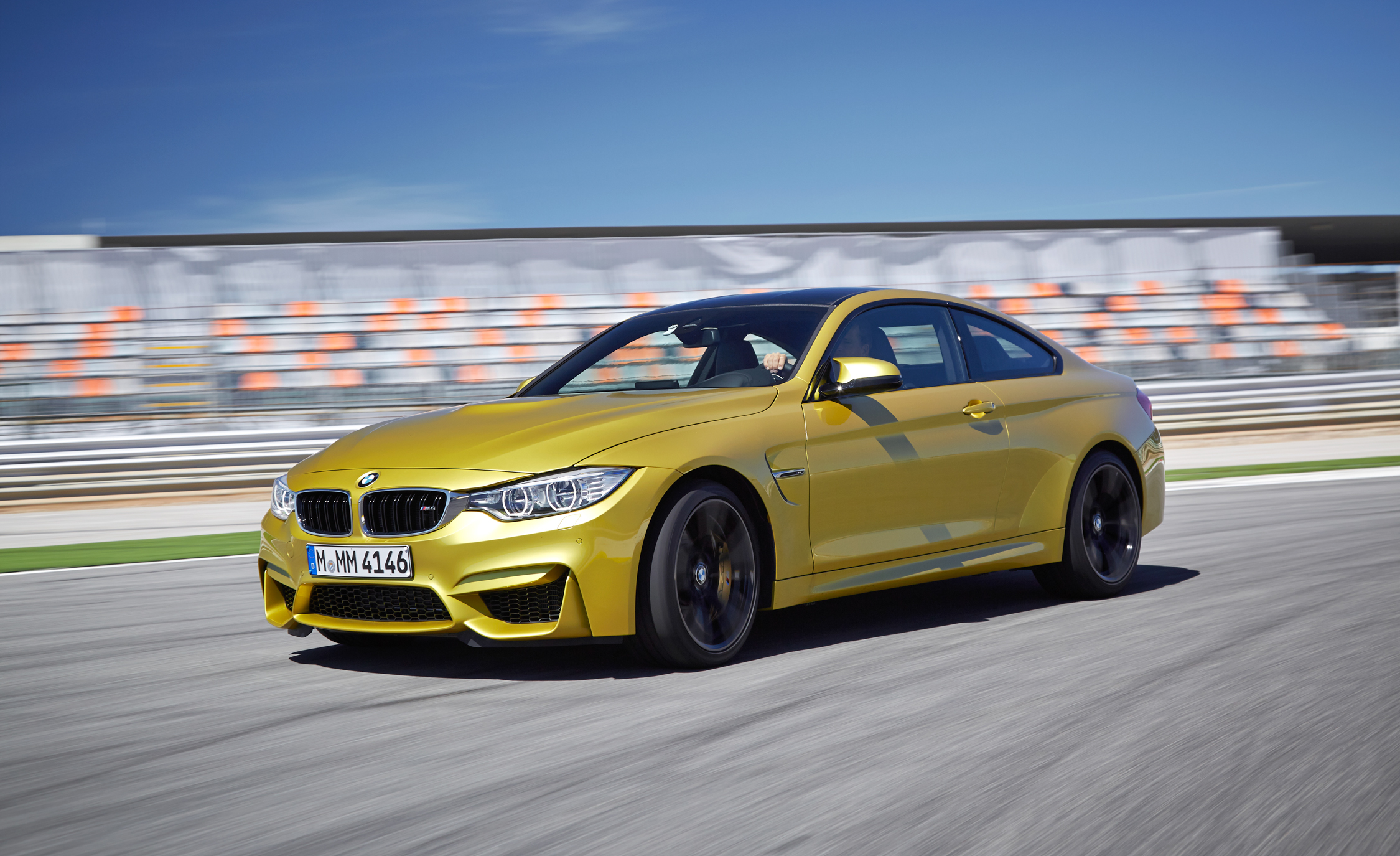 Featured Image of 2015 BMW M4 Coupe