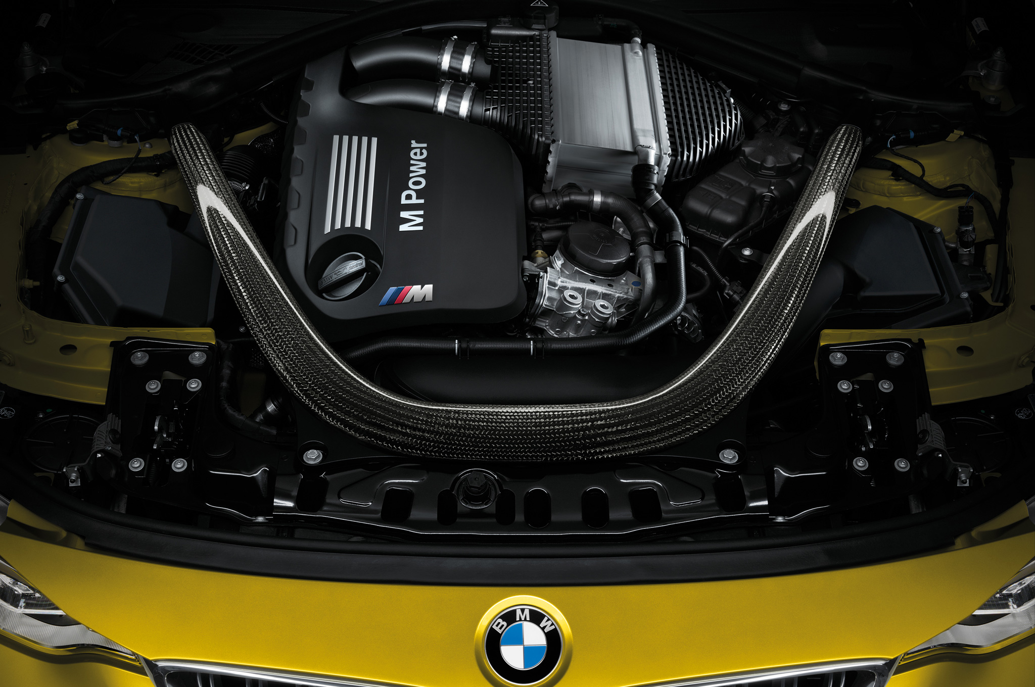2015 Bmw M4 Engine View (Photo 27 of 41)