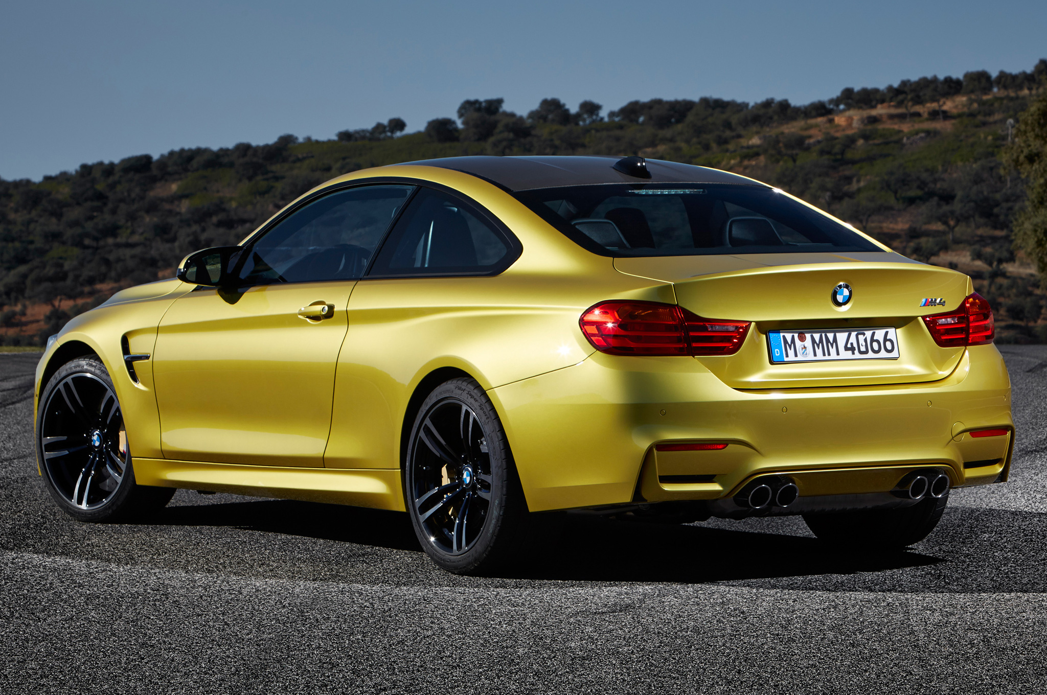 2015 Bmw M4 Exterior View (Photo 4 of 41)