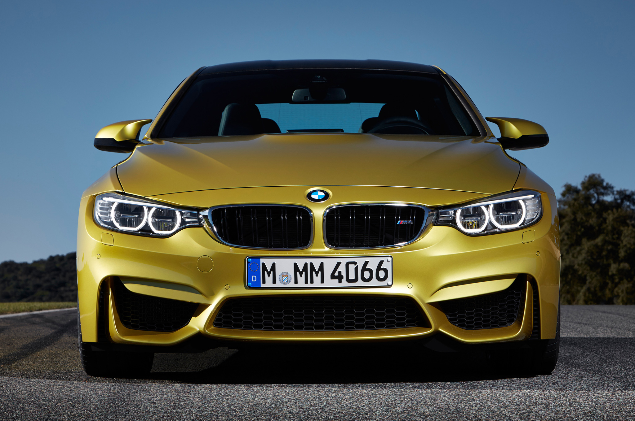 2015 Bmw M4 Front End (Photo 29 of 41)