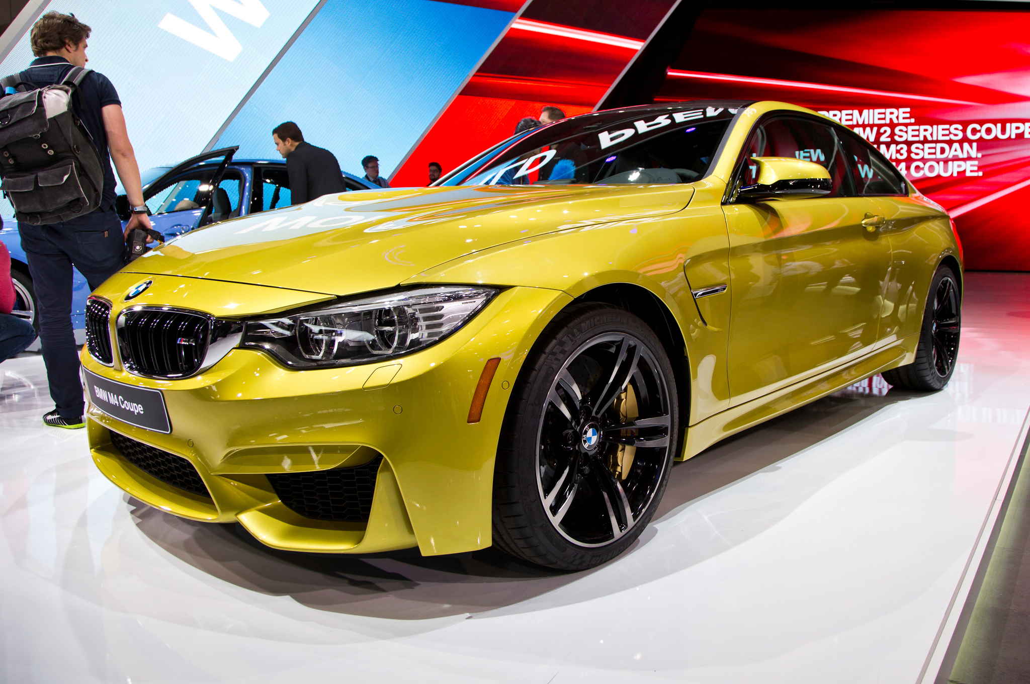 2015 Bmw M4 Front Headlamp (Photo 30 of 41)