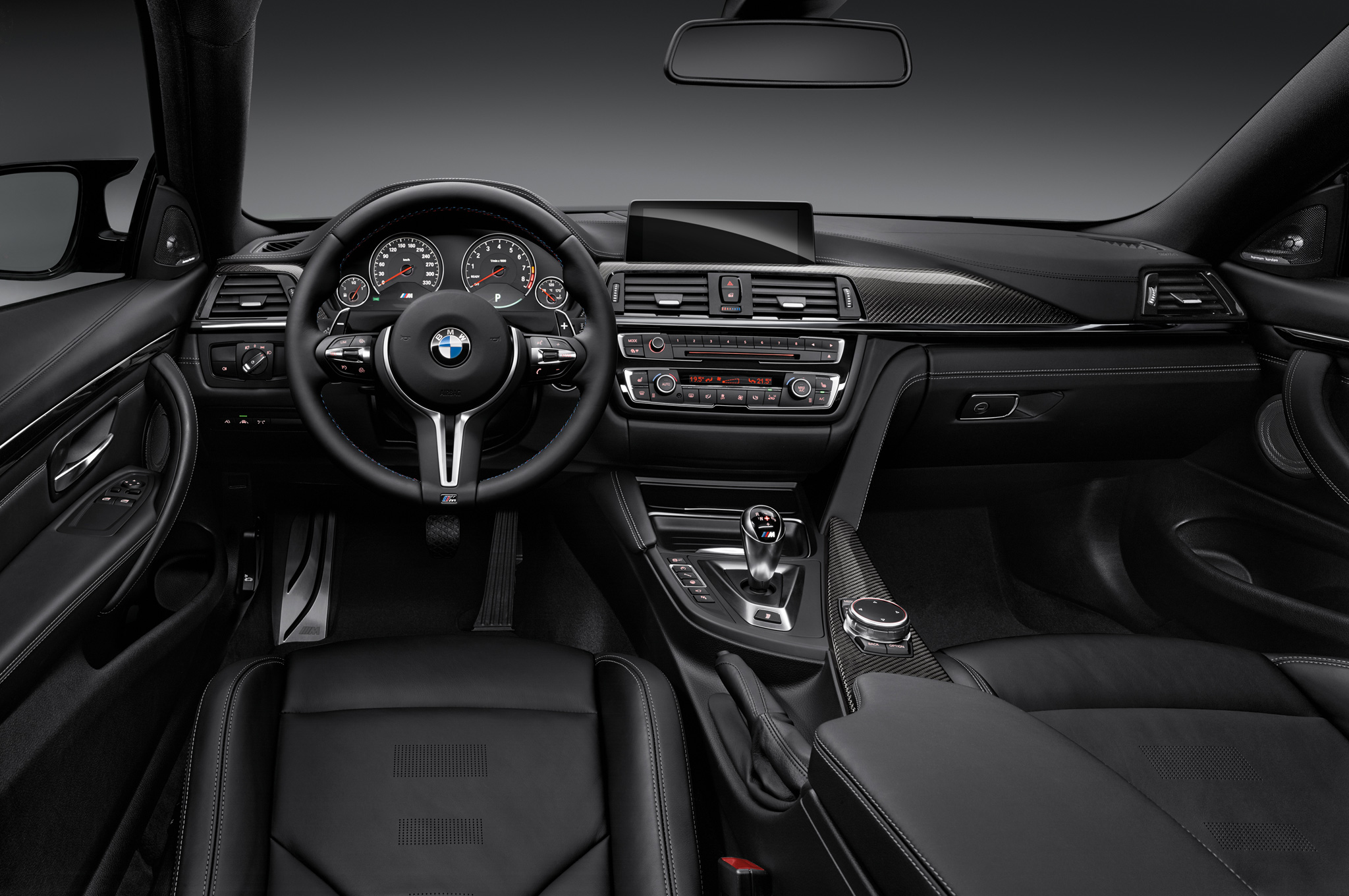 2015 Bmw M4 Interior Dashboard And Cockpit (Photo 32 of 41)