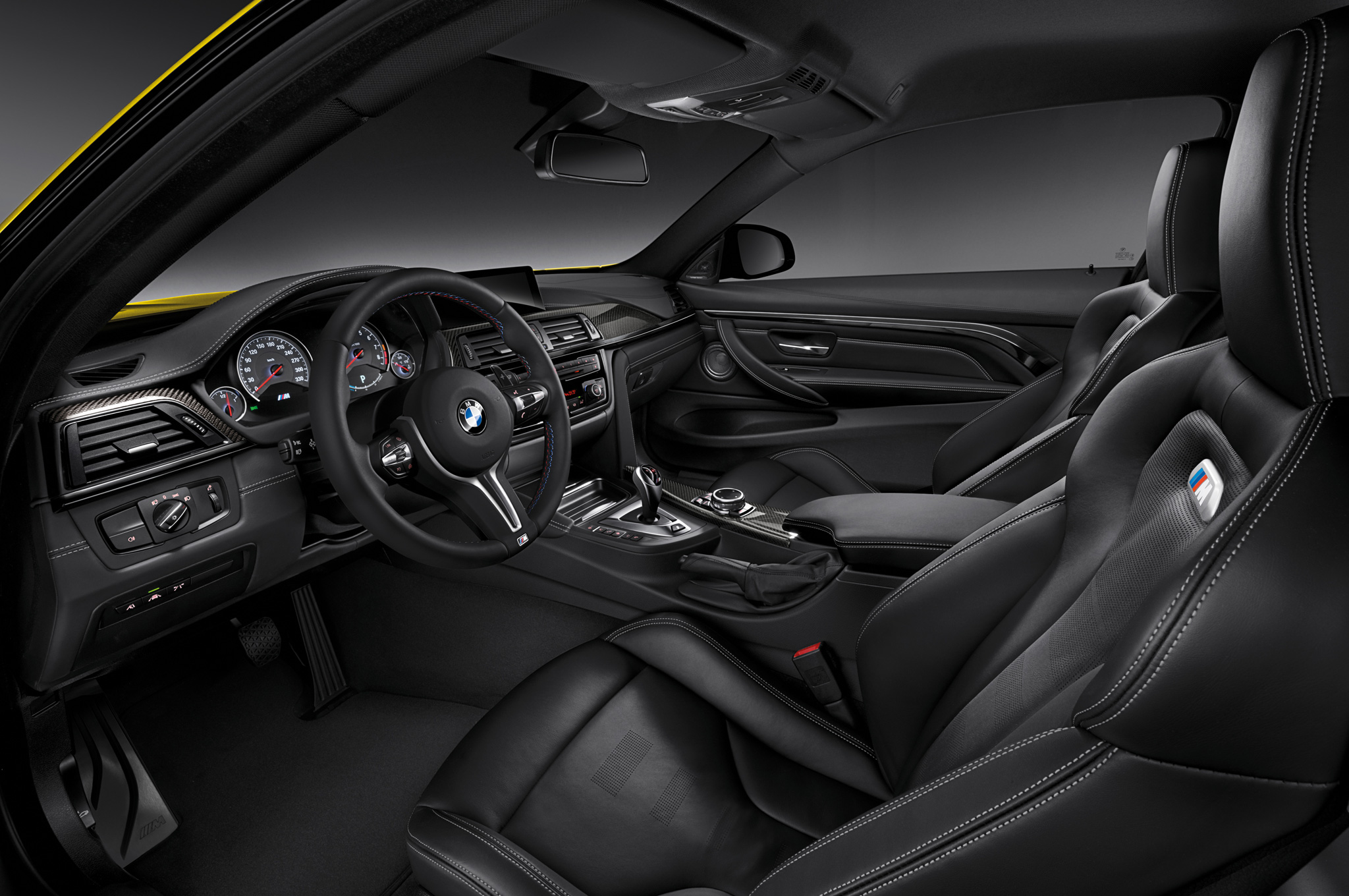 2015 Bmw M4 Interior Front Seats (Photo 33 of 41)