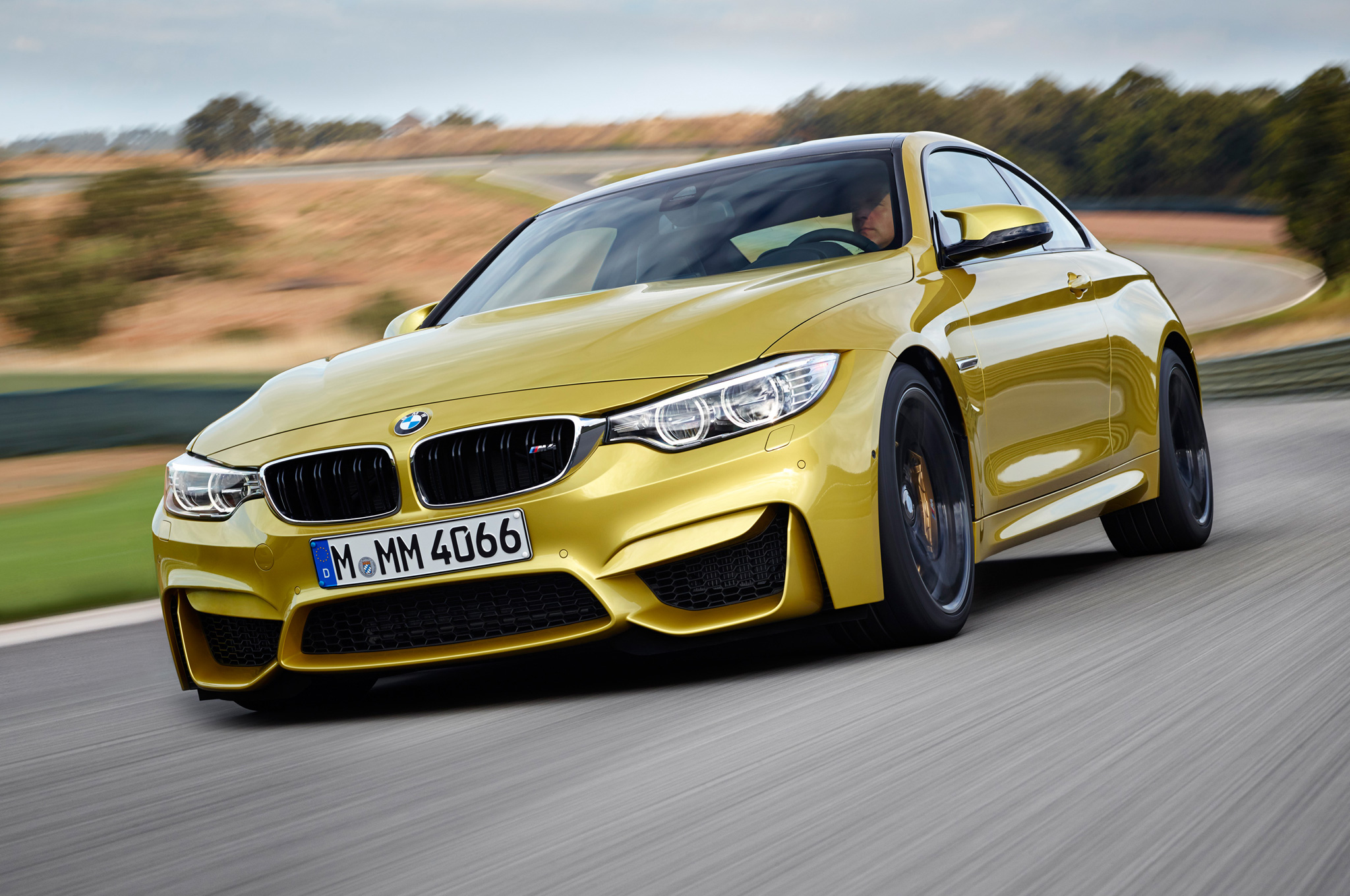 2015 Bmw M4 Test Drive (Photo 40 of 41)