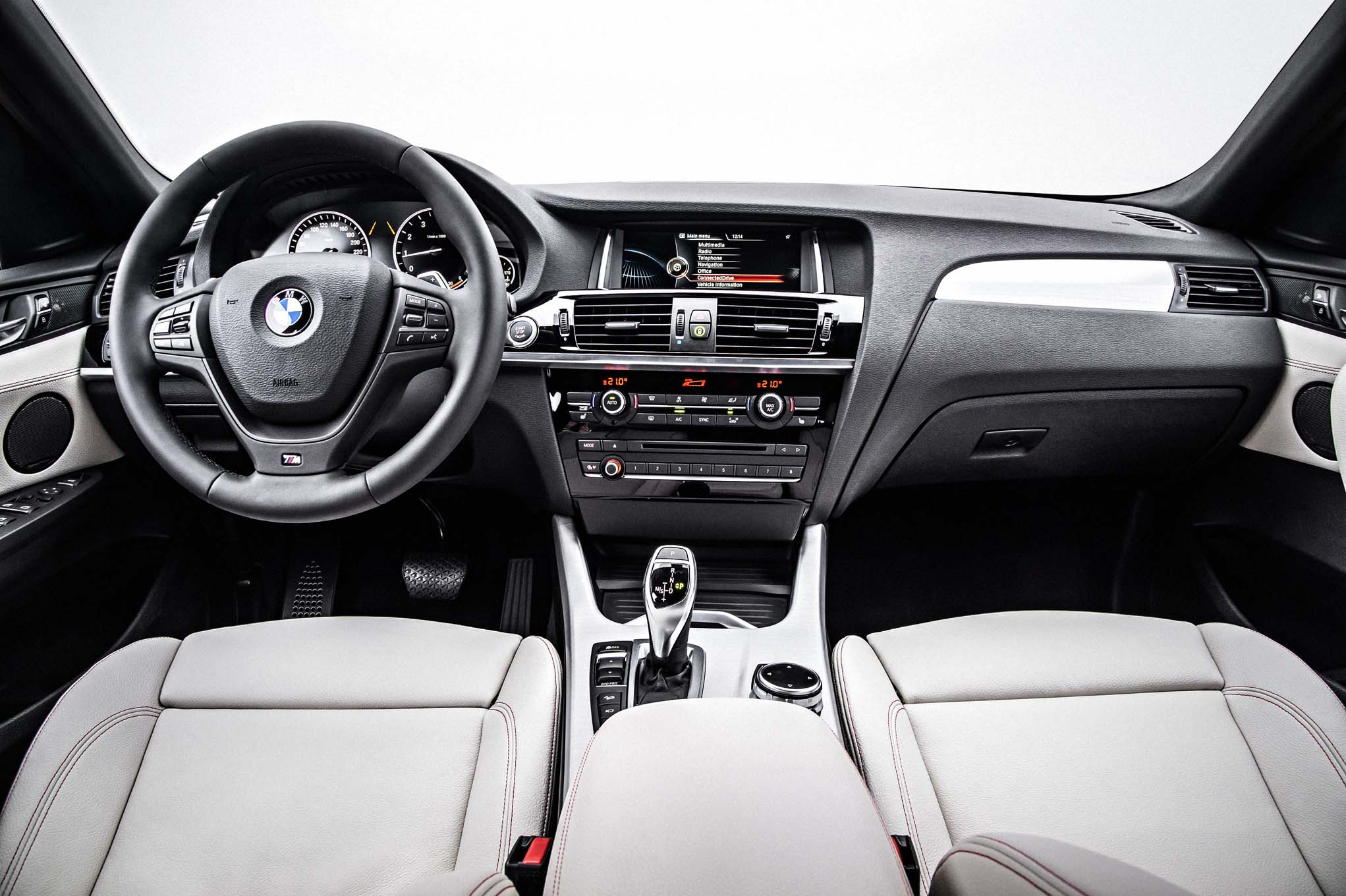 2015 Bmw X4 Dashboard And Cockpit (Photo 1 of 13)