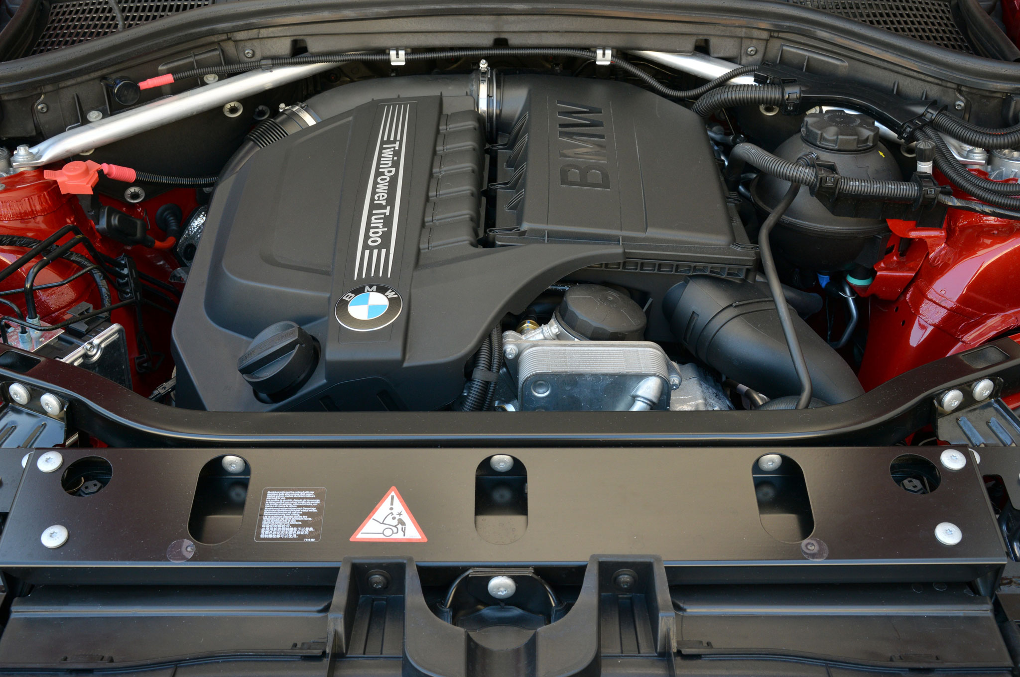 2015 Bmw X4 Engine View (Photo 2 of 13)