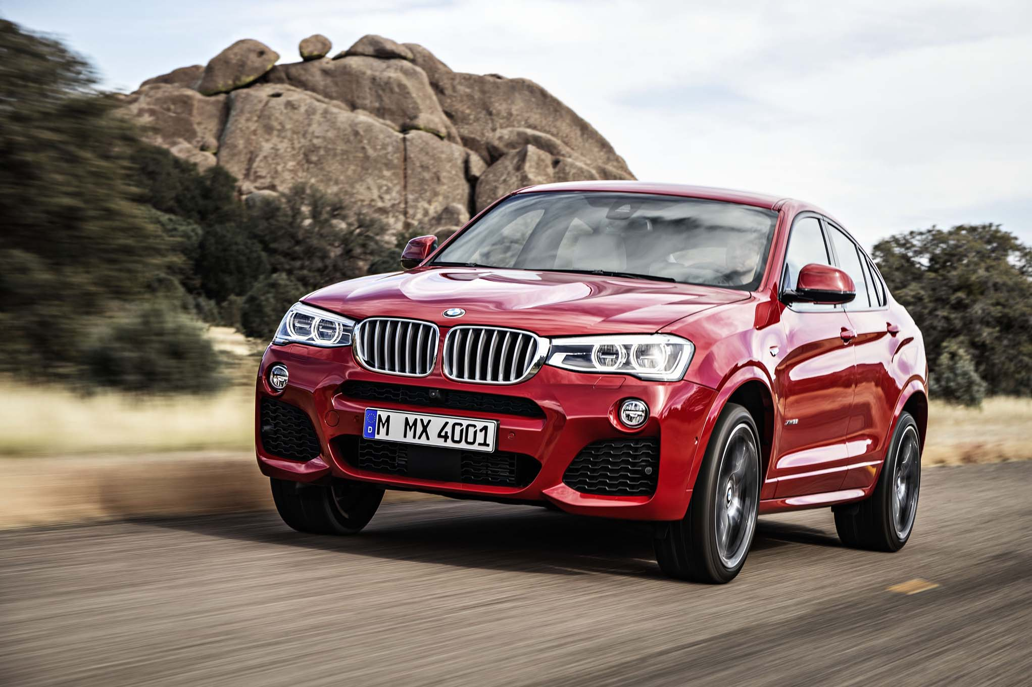 2015 Bmw X4 Exterior View (Photo 3 of 13)