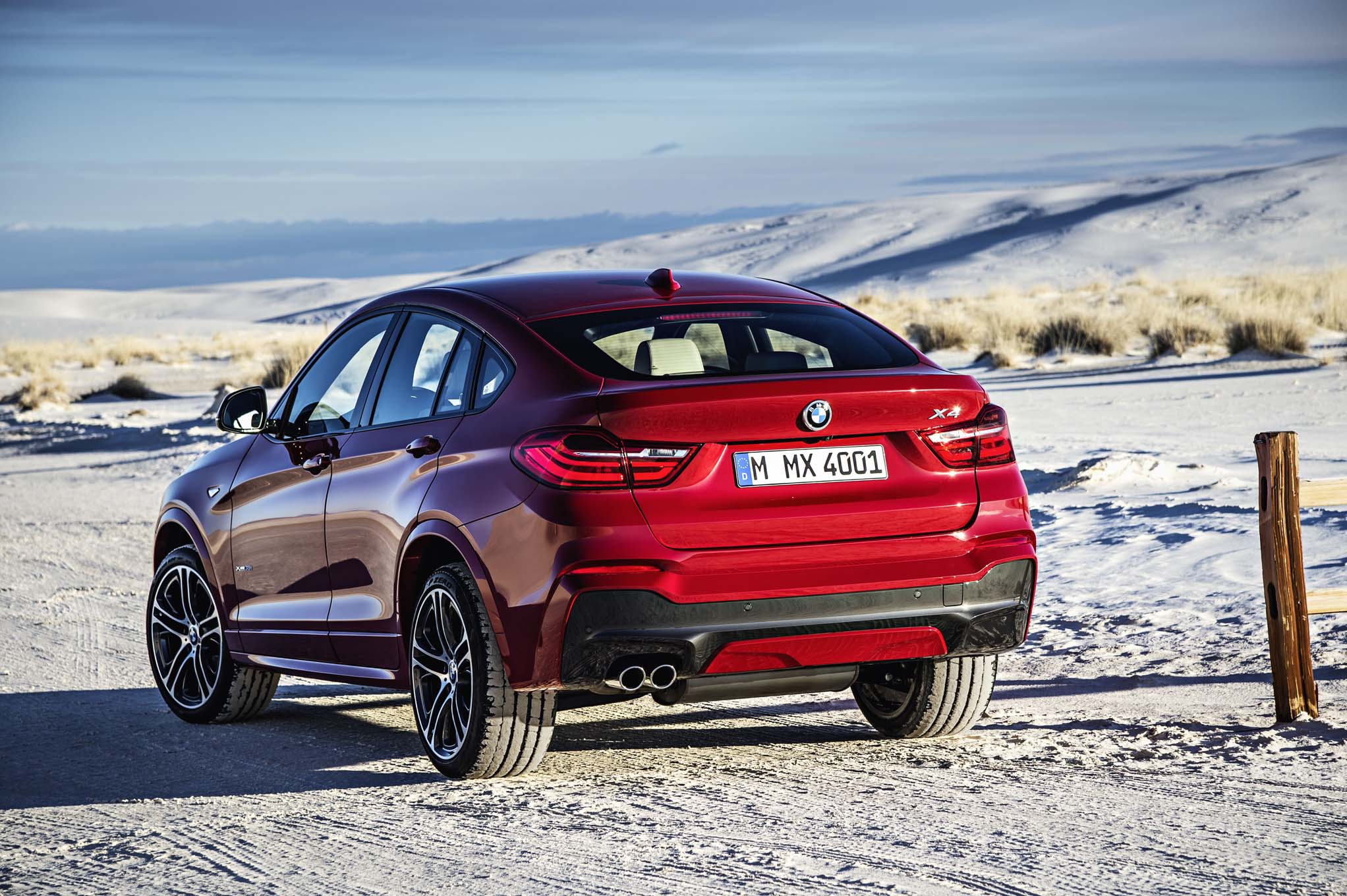 2015 Bmw X4 Rear Design (Photo 8 of 13)