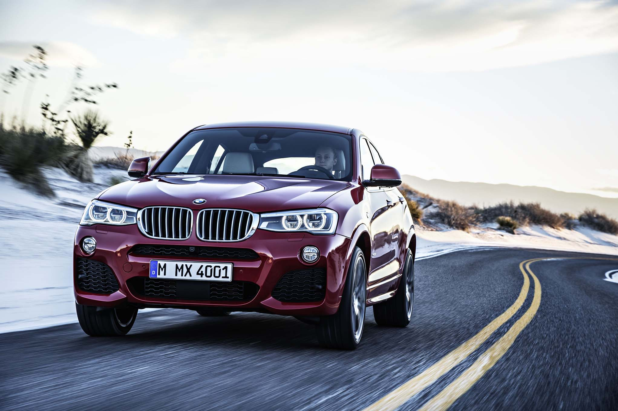 2015 Bmw X4 Road Performance (Photo 11 of 13)