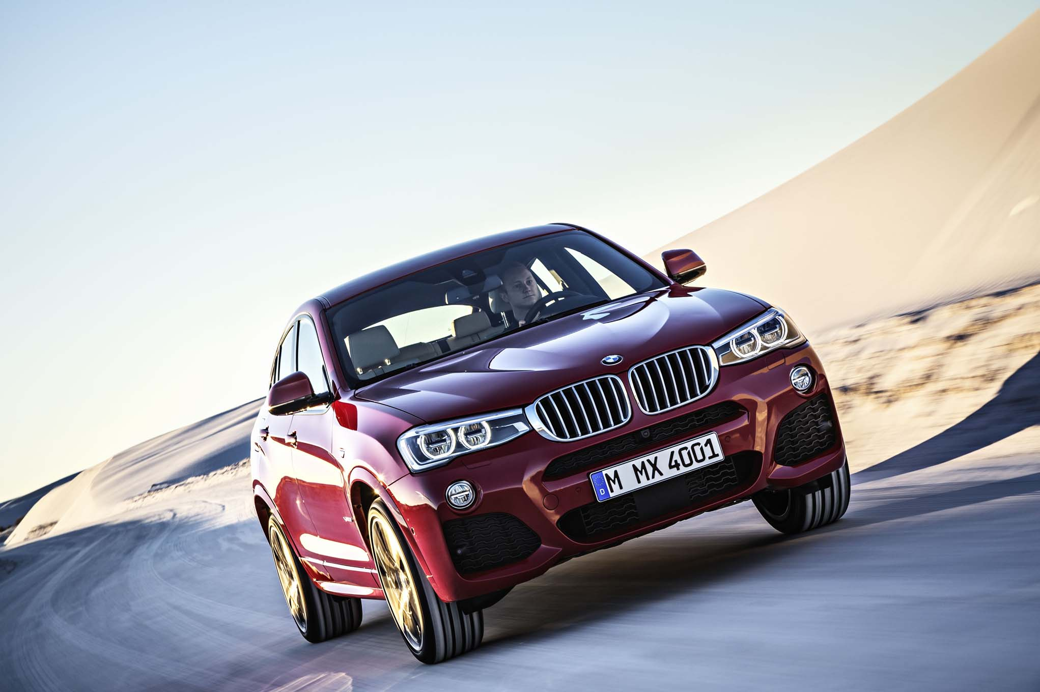 2015 Bmw X4 Test Photo (Photo 12 of 13)