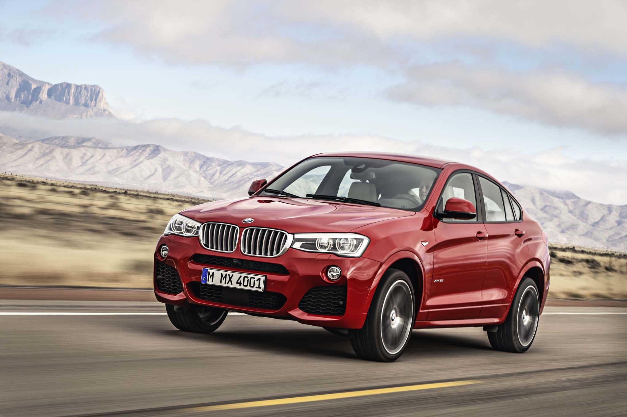 2015 Bmw X4 Test Ride (Photo 13 of 13)