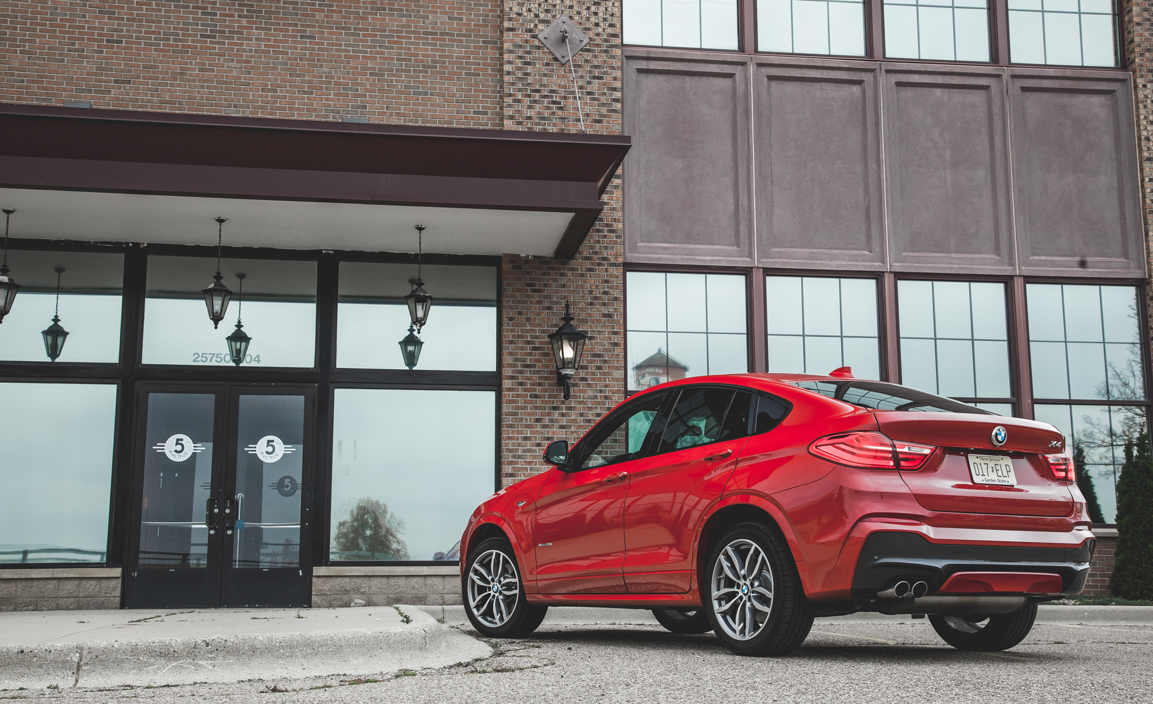 2015 BMW X4 XDrive28i (View 2 of 29)