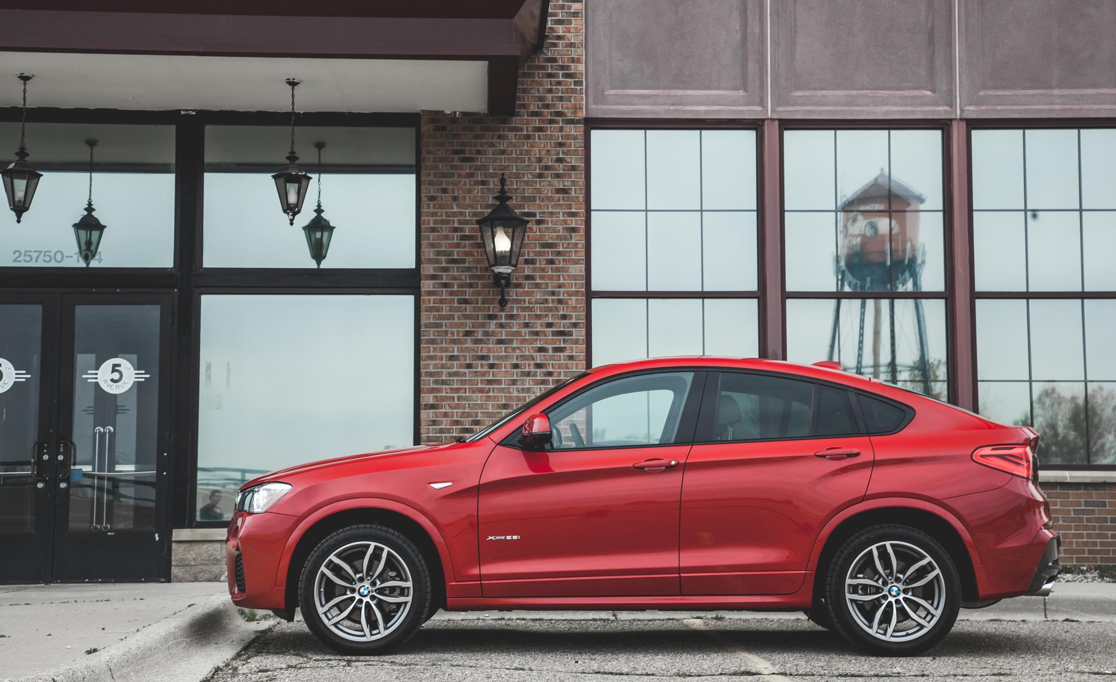 2015 BMW X4 XDrive28i (Photo 3 of 29)