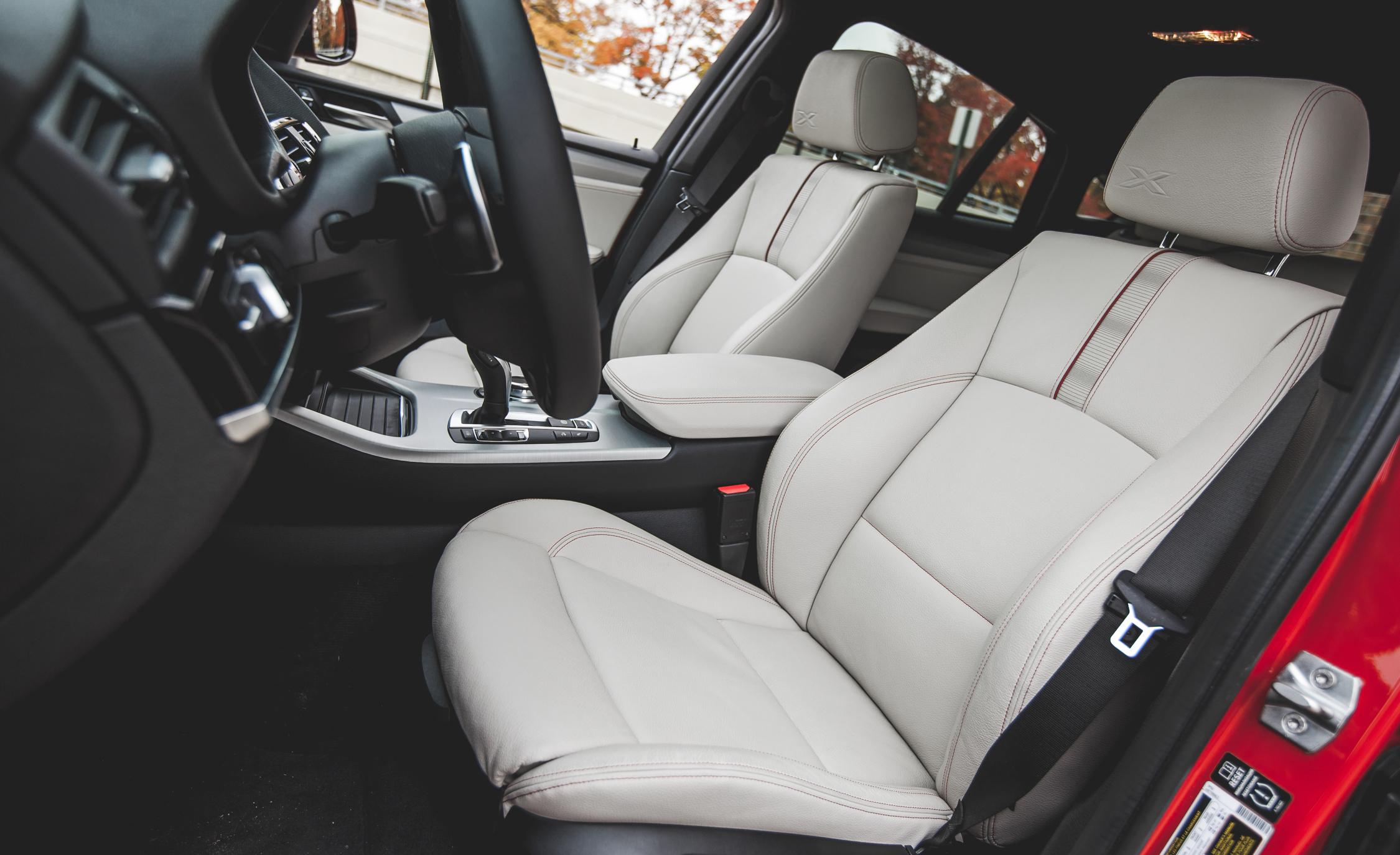 2015 BMW X4 XDrive28i Interior (Photo 16 of 29)