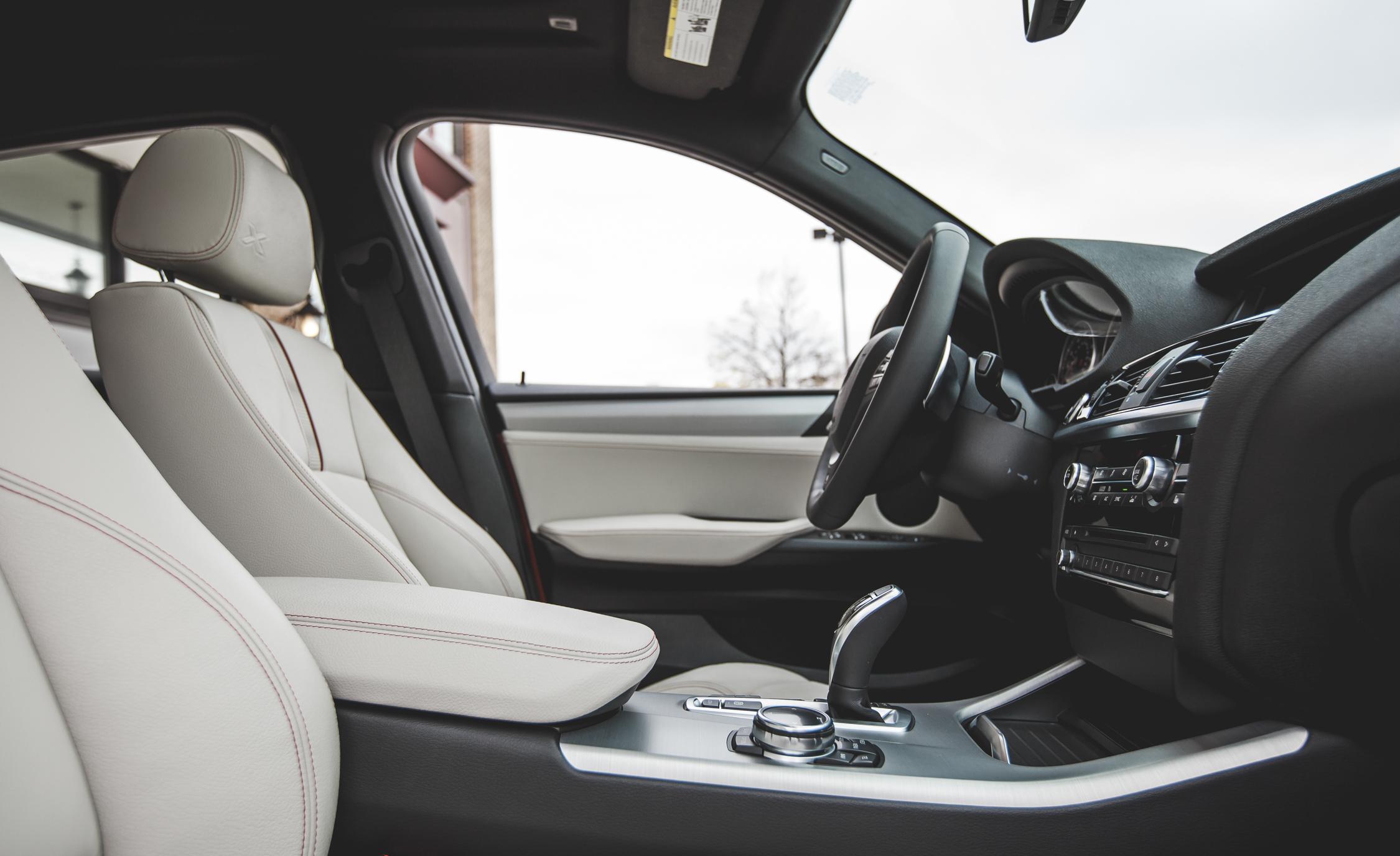 2015 BMW X4 XDrive28i Interior (Photo 5 of 29)
