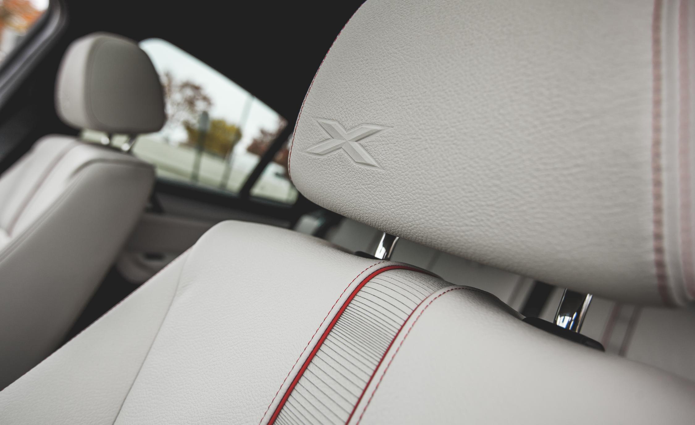 2015 BMW X4 XDrive28i Interior (Photo 12 of 29)