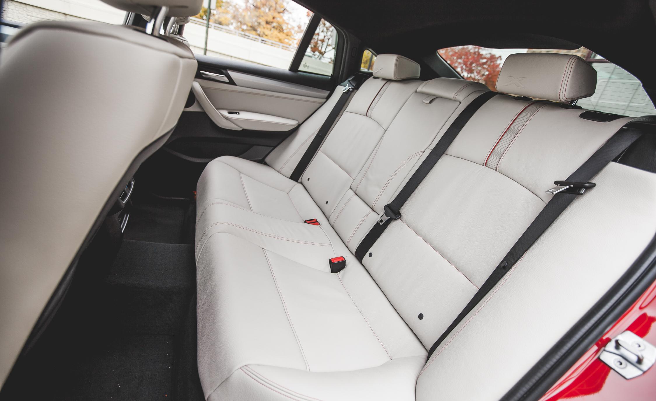 2015 BMW X4 XDrive28i Interior (Photo 11 of 29)