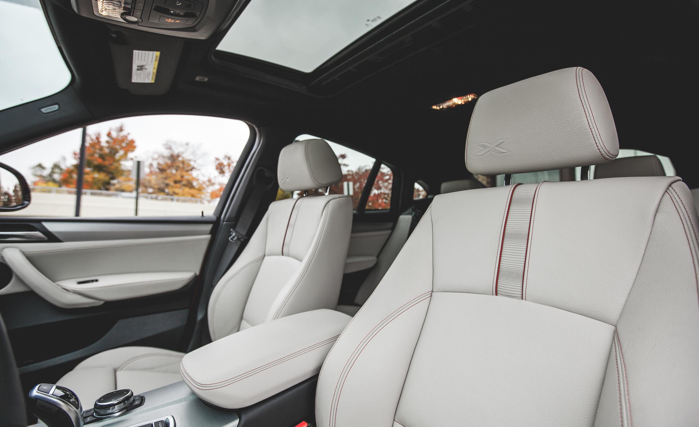 2015 BMW X4 XDrive28i Interior (Photo 13 of 29)