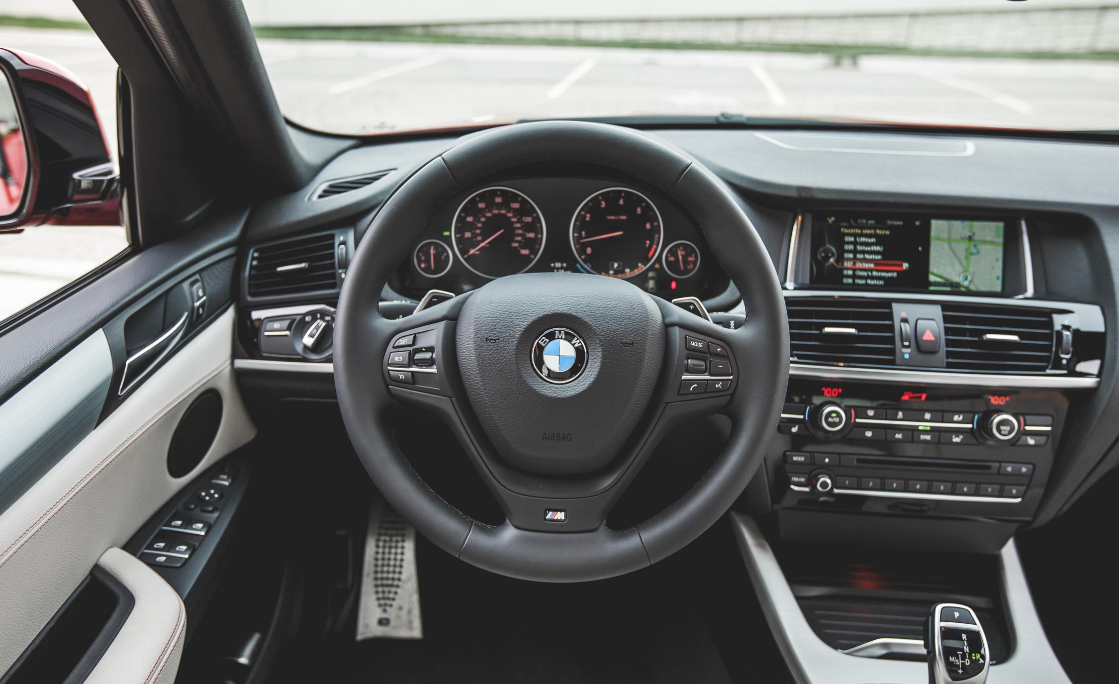 2015 BMW X4 XDrive28i Interior (Photo 25 of 29)