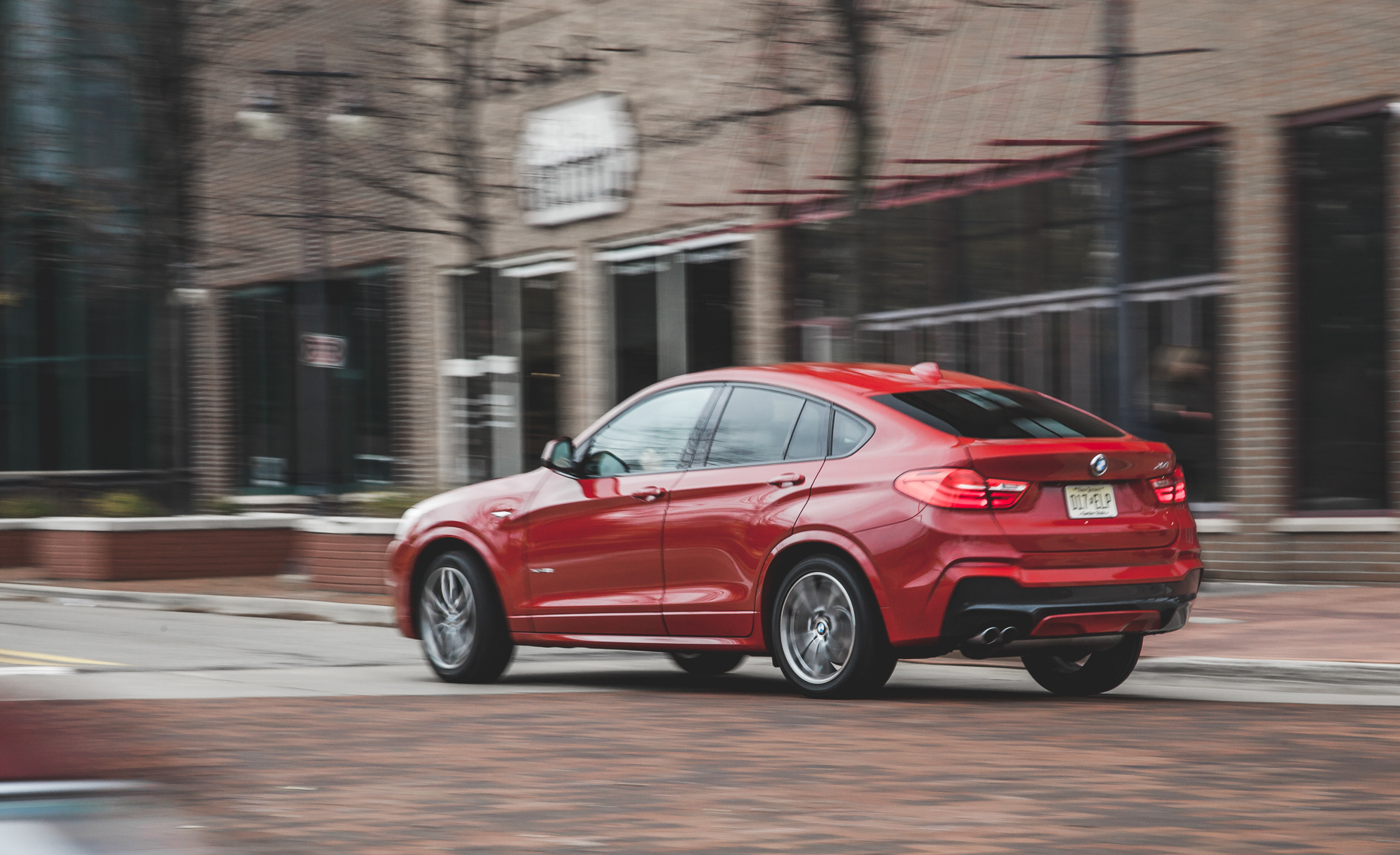 2015 BMW X4 XDrive28i (View 17 of 29)