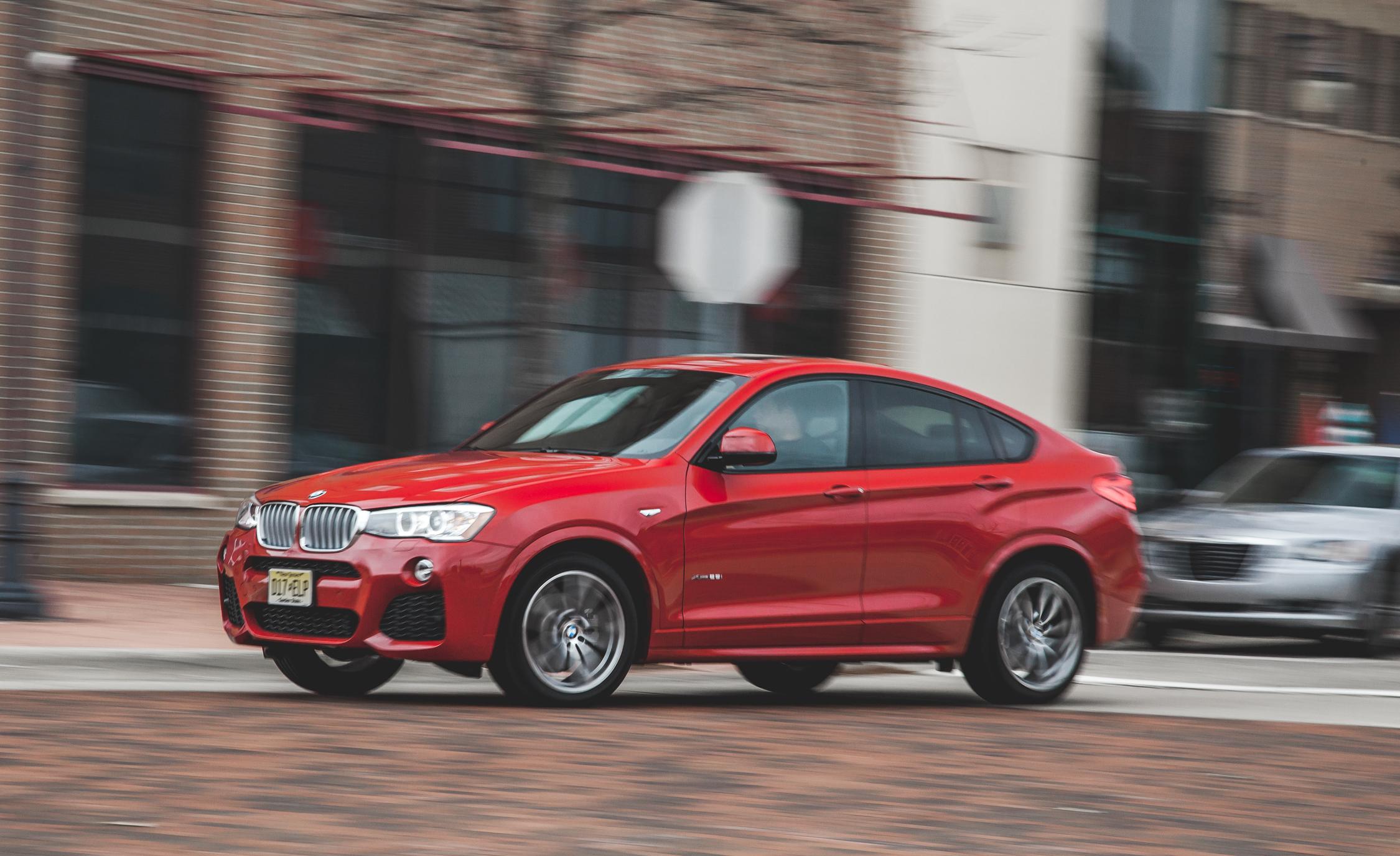 2015 BMW X4 XDrive28i (Photo 7 of 29)