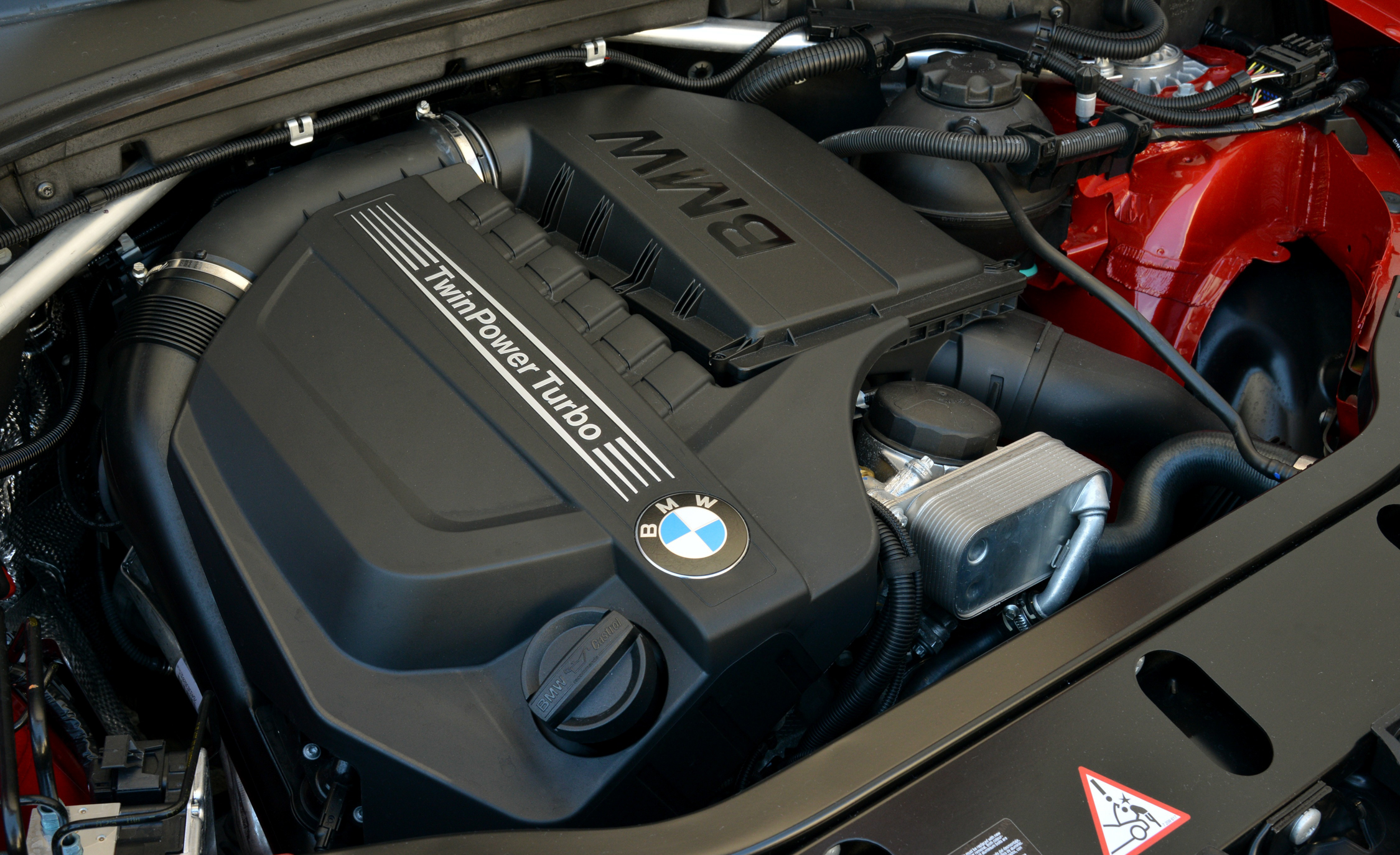 2015 BMW X4 XDrive35i Turbocharged  (Photo 14 of 14)