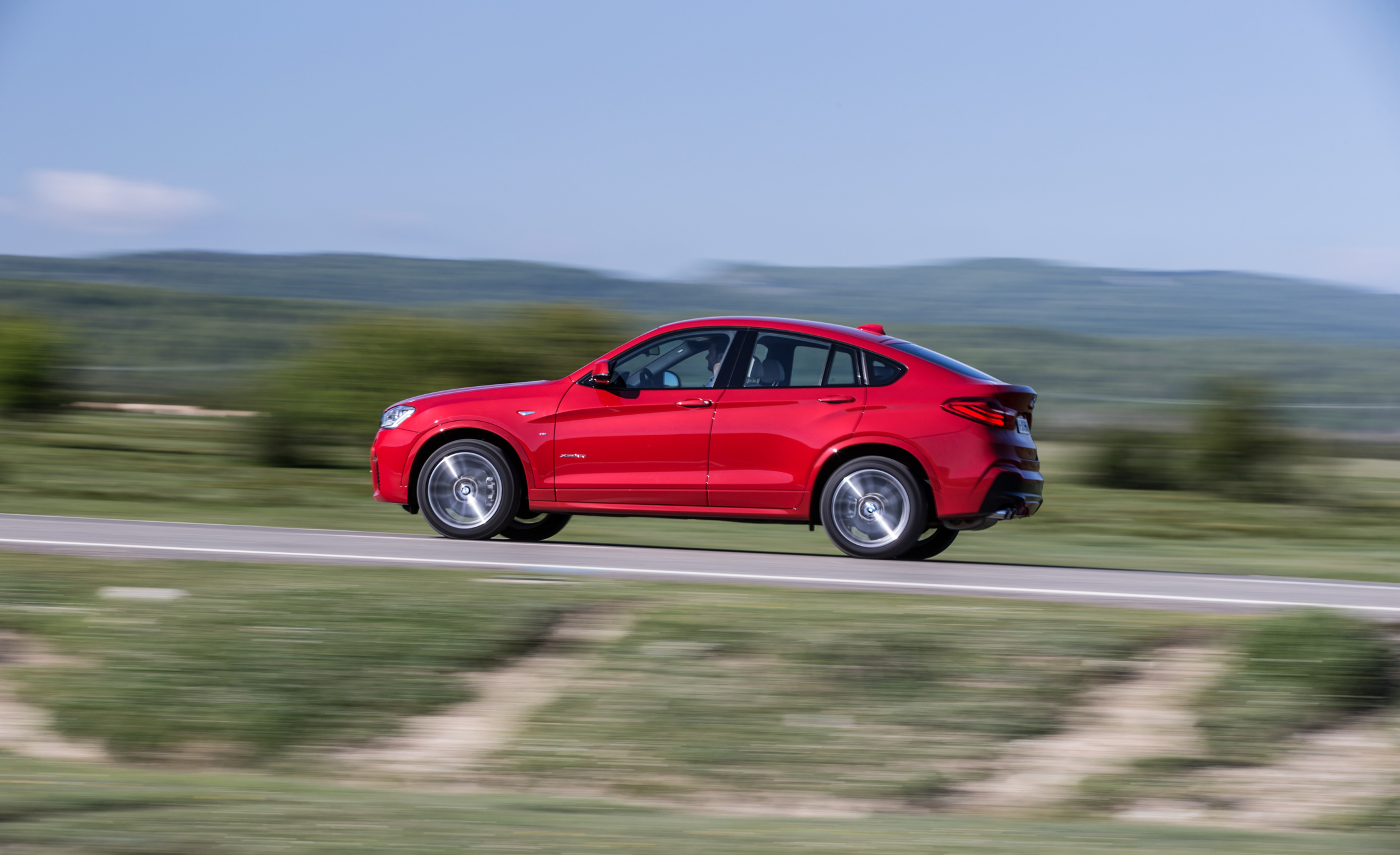 2015 BMW X4 XDrive35i (Photo 5 of 14)