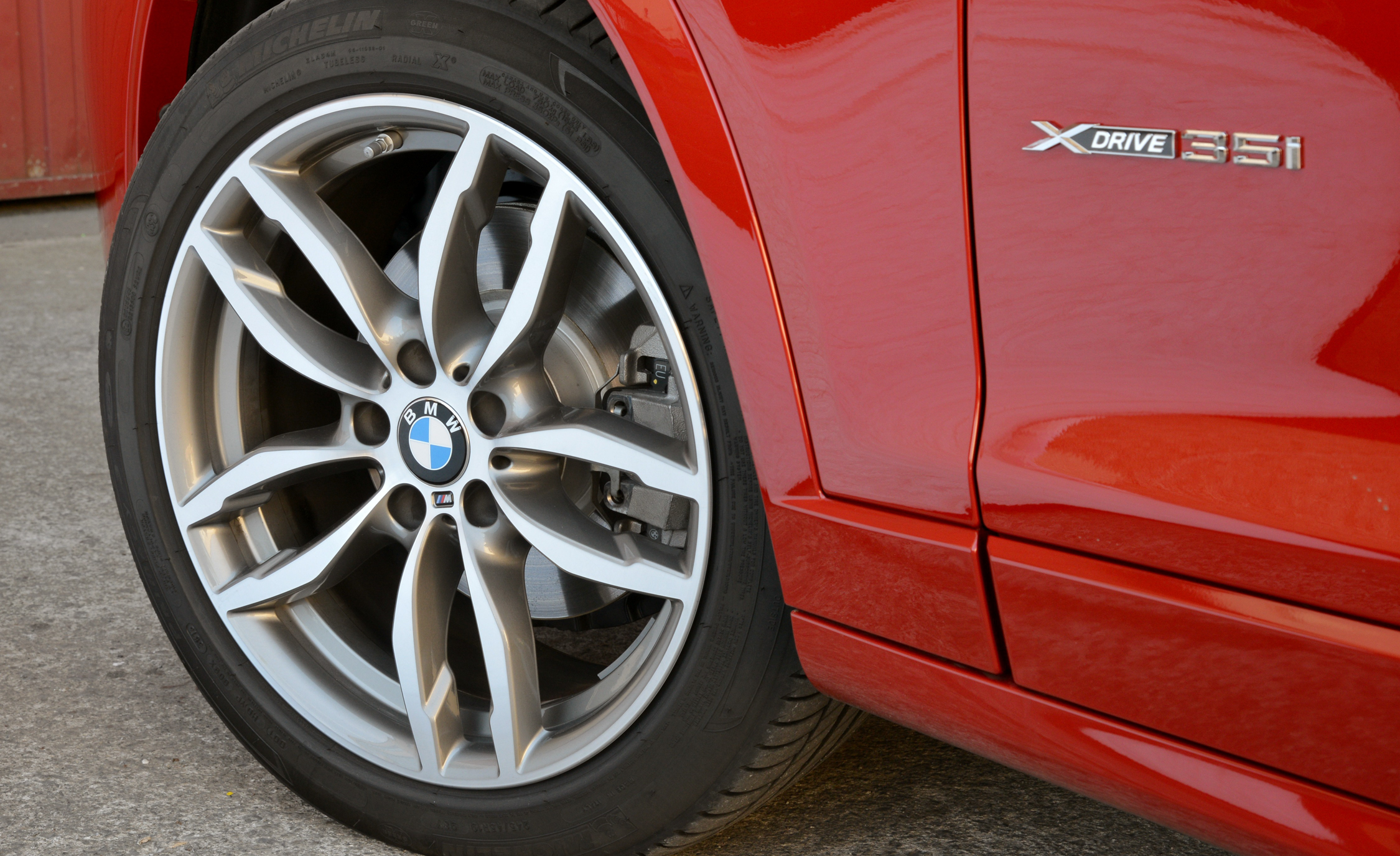 2015 BMW X4 XDrive35i (Photo 4 of 14)