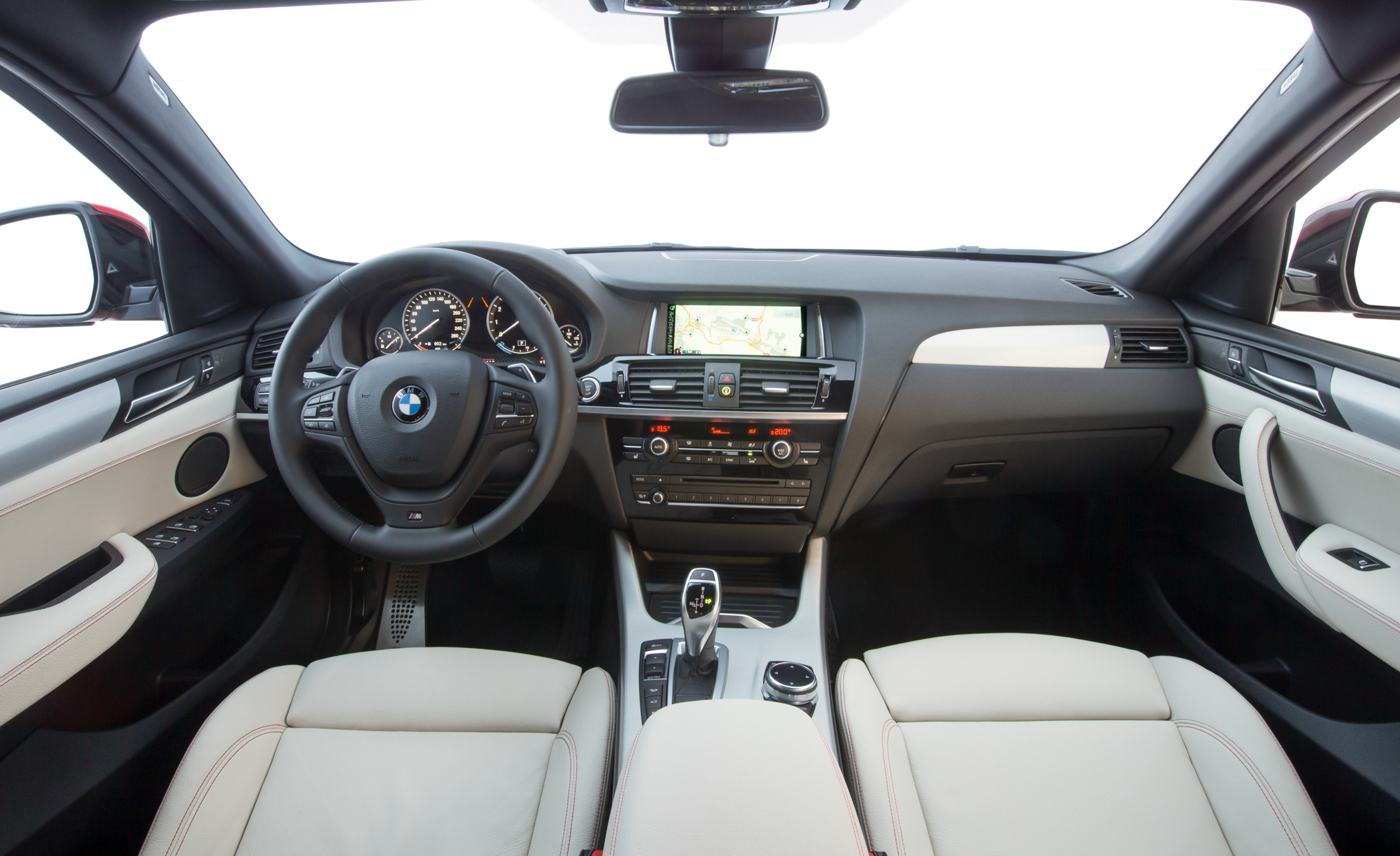 2015 BMW X4 XDrive35i Interior (Photo 13 of 14)