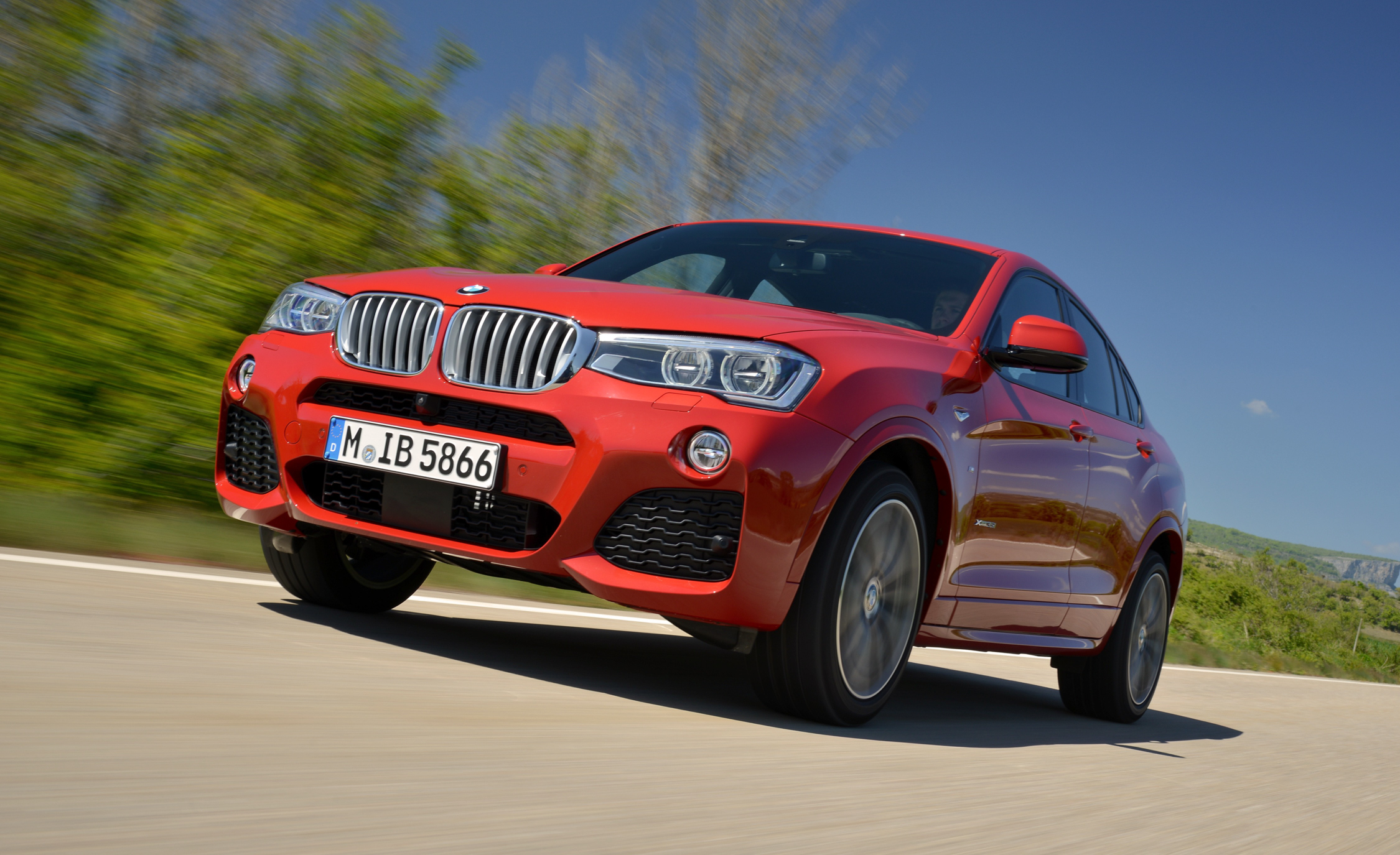 2015 BMW X4 XDrive35i (Photo 6 of 14)