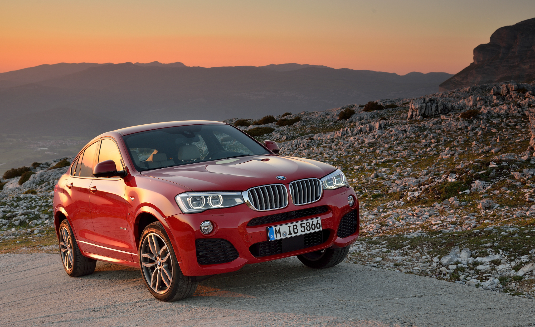 Featured Image of 2015 BMW X4 XDrive35i