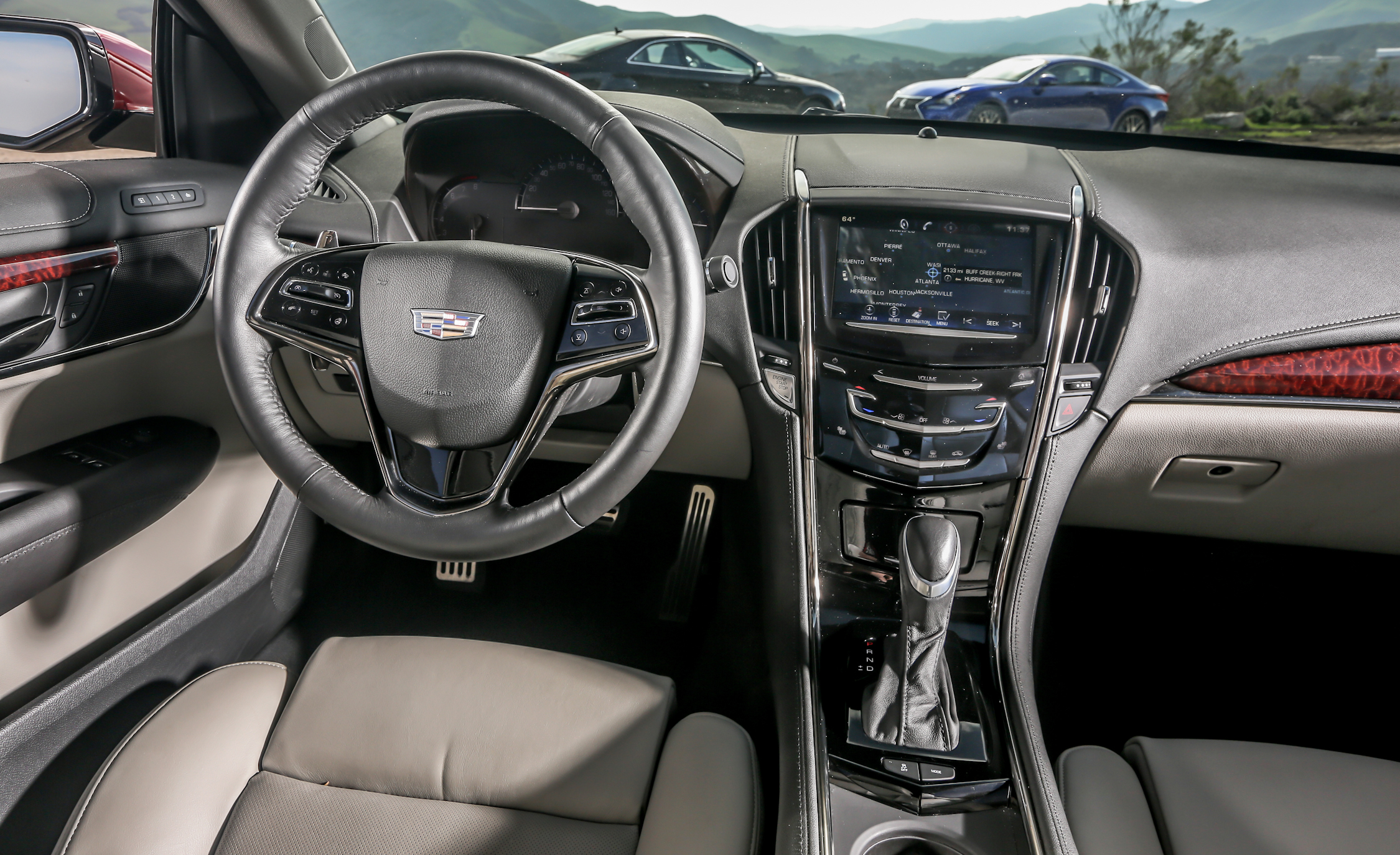 2015 Cadillac ATS Coupe  (Photo 1 of 21)
