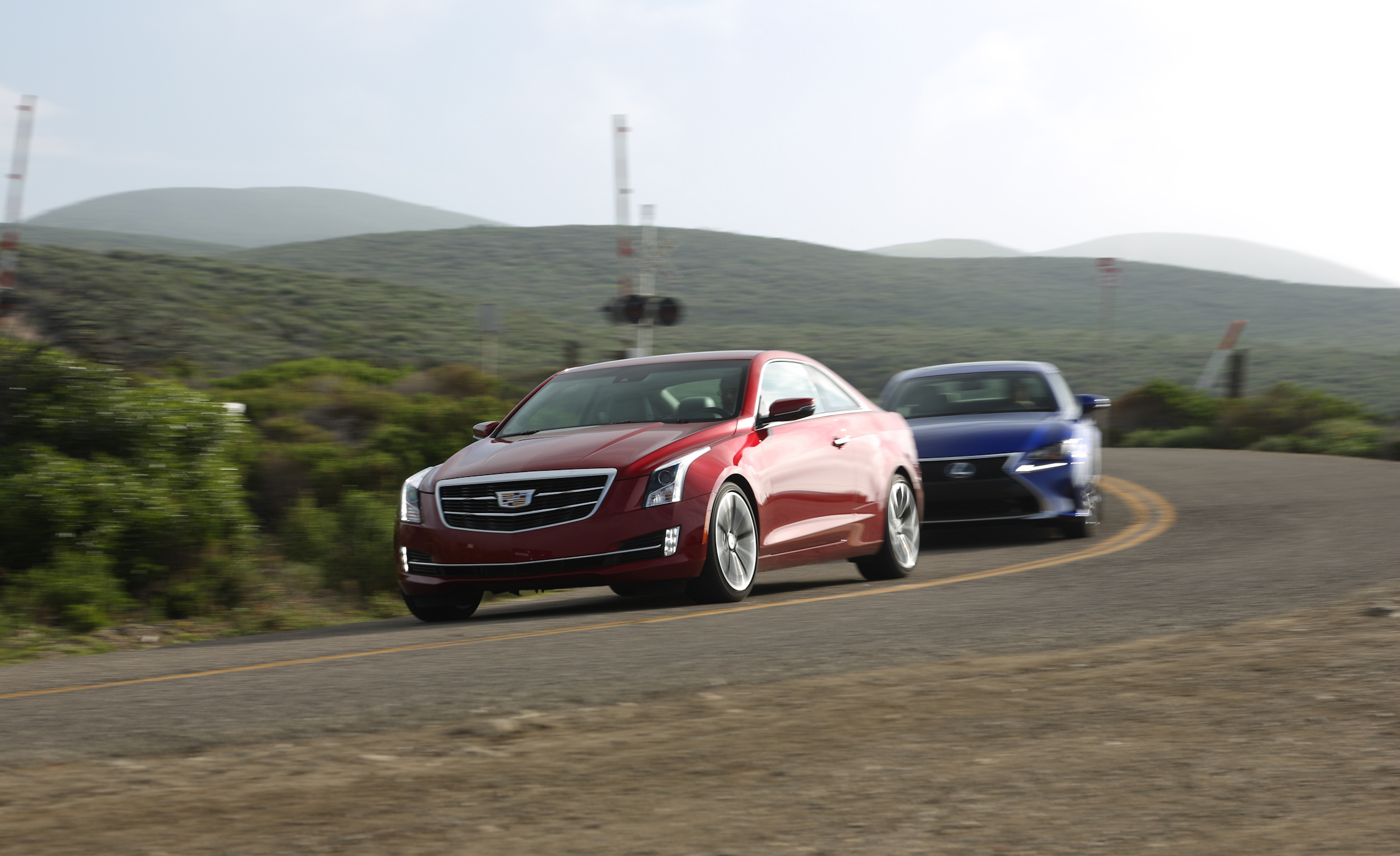 2015 Cadillac ATS Coupe  (Photo 2 of 21)