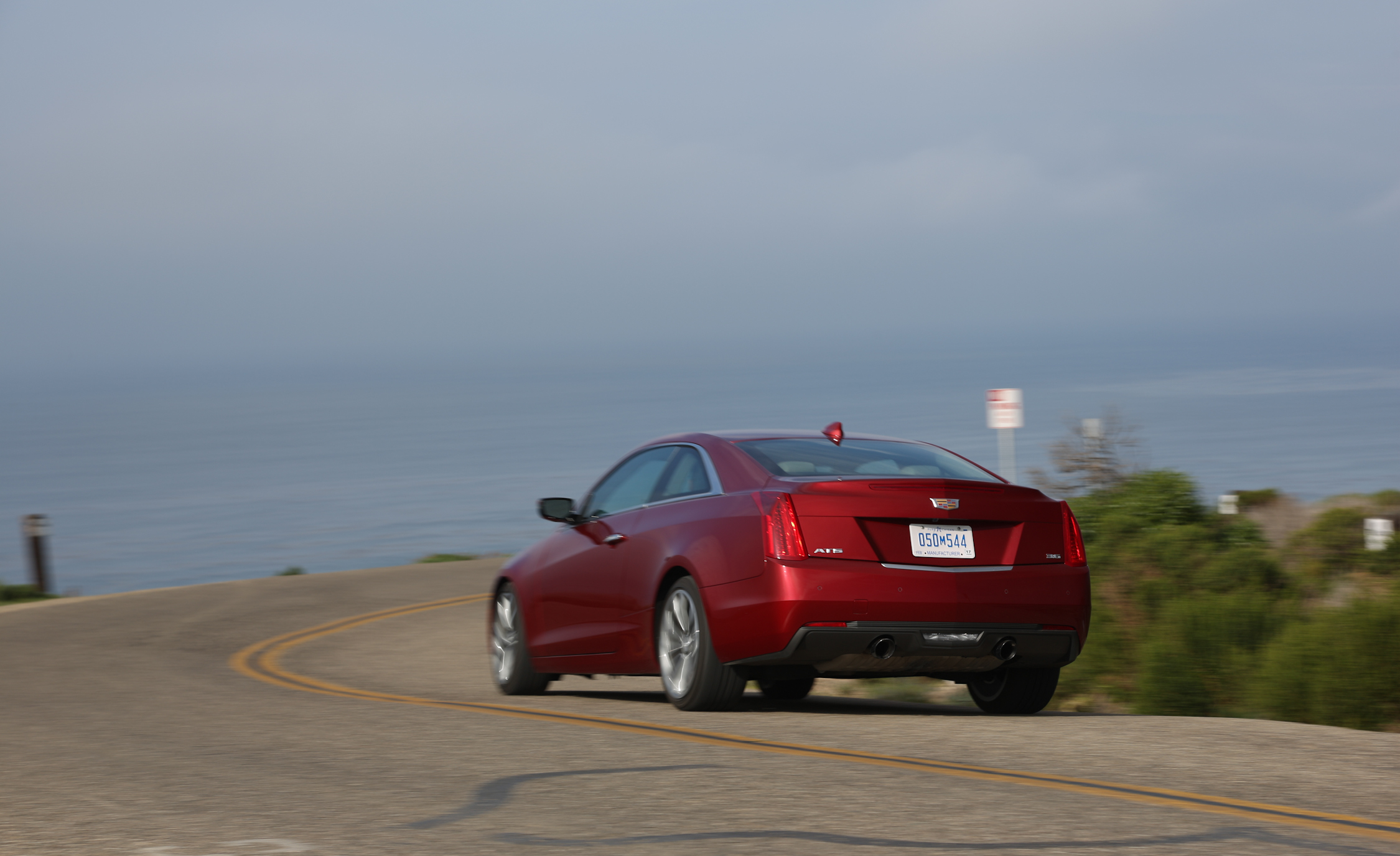 2015 Cadillac ATS Coupe  (Photo 8 of 21)