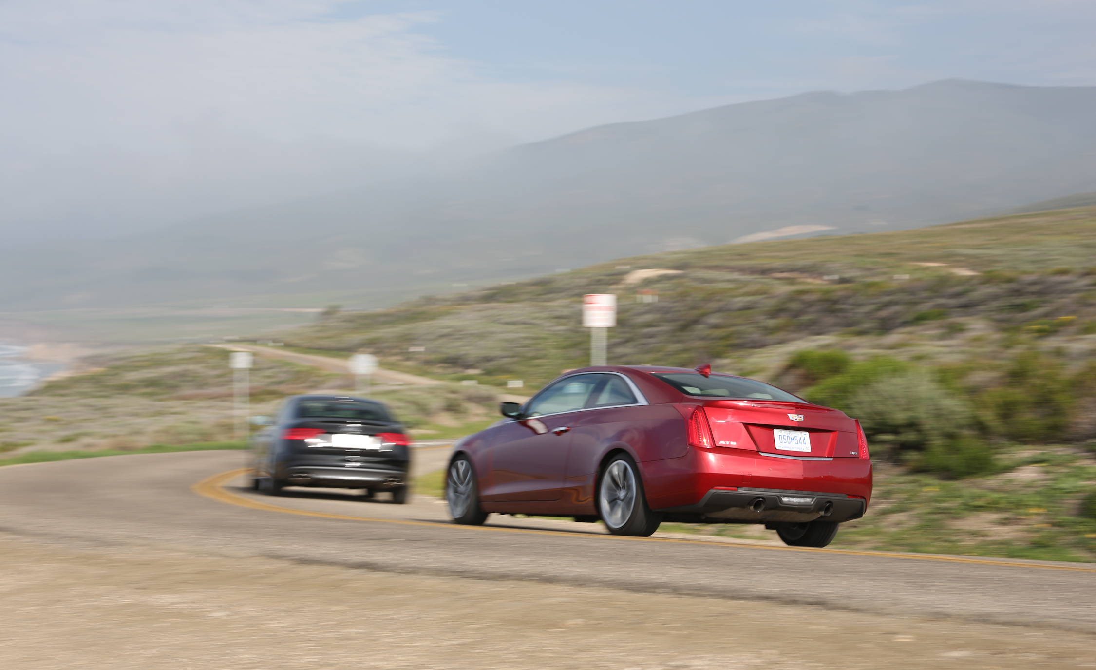 2015 Cadillac ATS Coupe  (Photo 5 of 21)