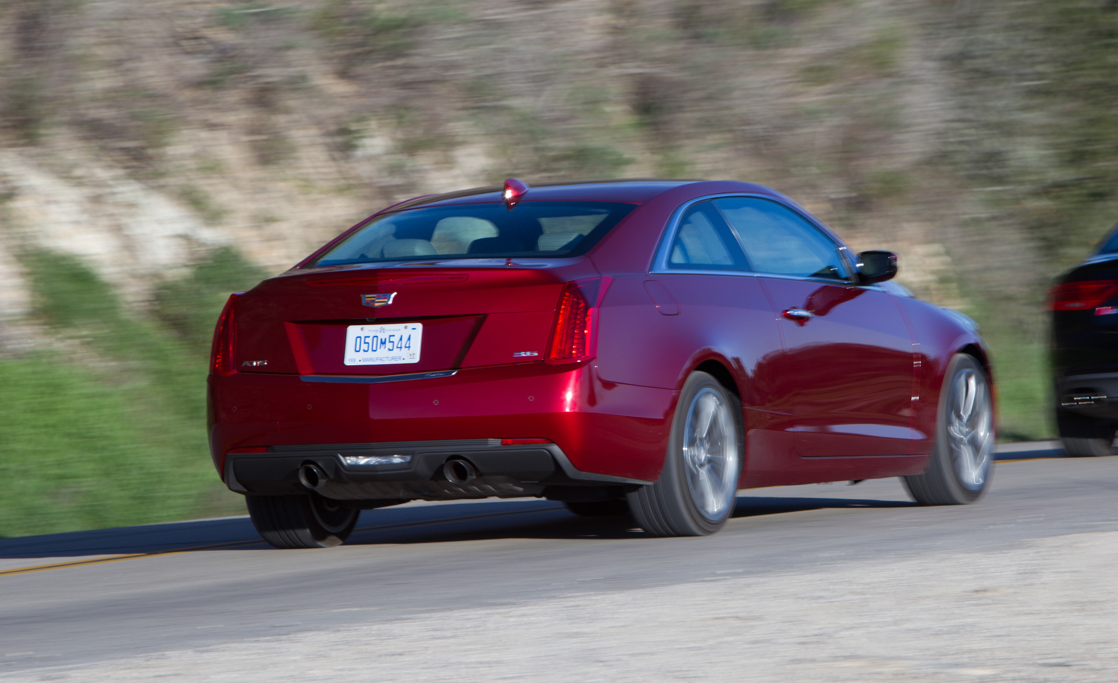 2015 Cadillac ATS Coupe (View 10 of 21)