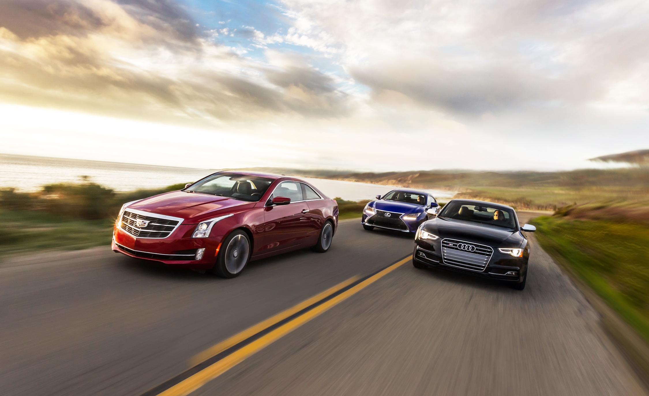 2015 Cadillac ATS Coupe (View 20 of 21)
