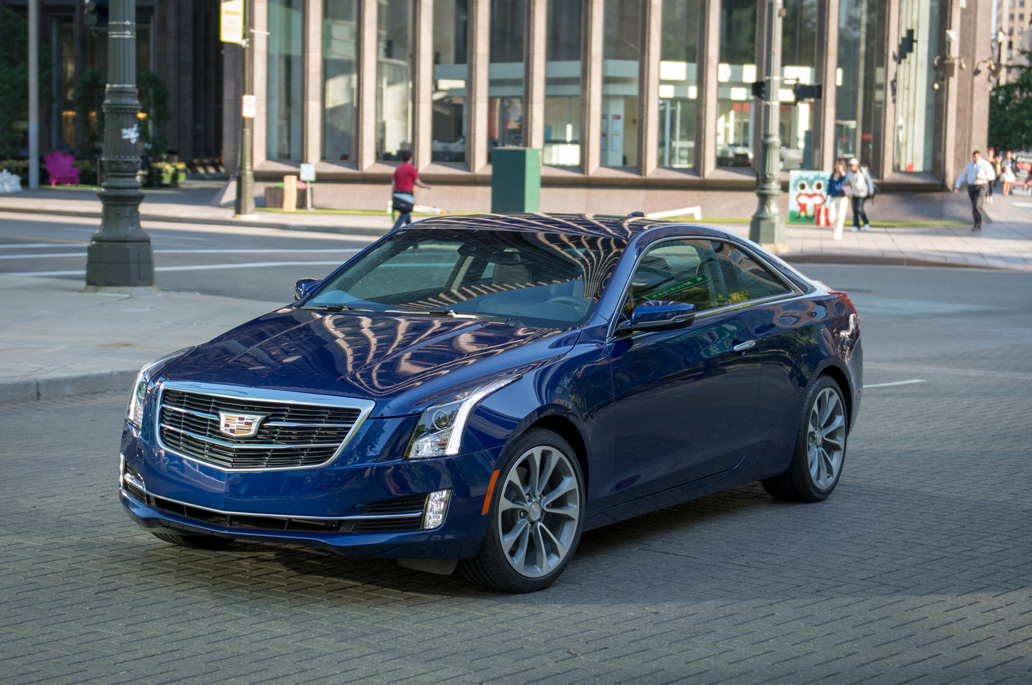 Featured Image of 2015 Cadillac ATS Coupe