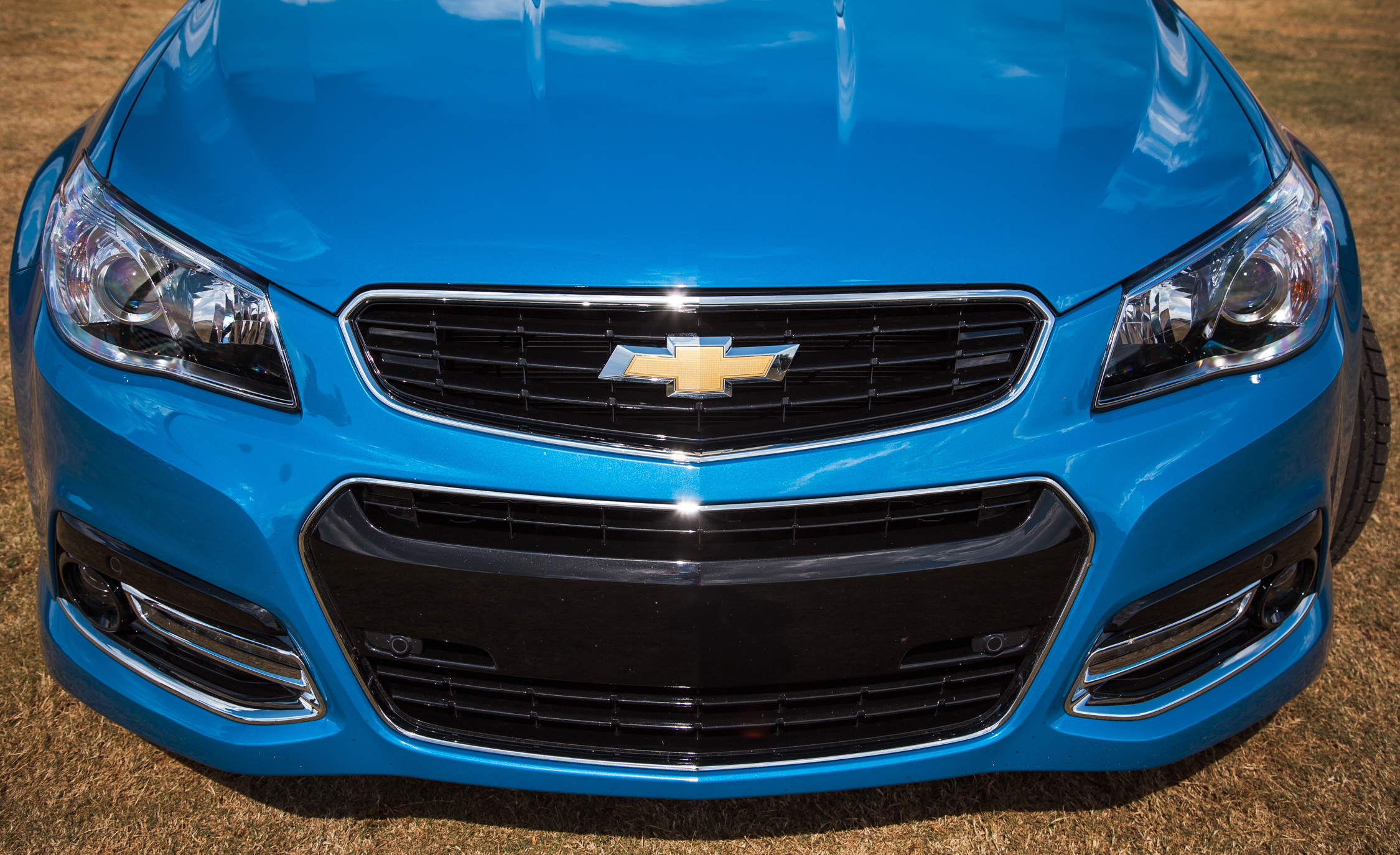 2015 Chevrolet SS (Photo 14 of 27)