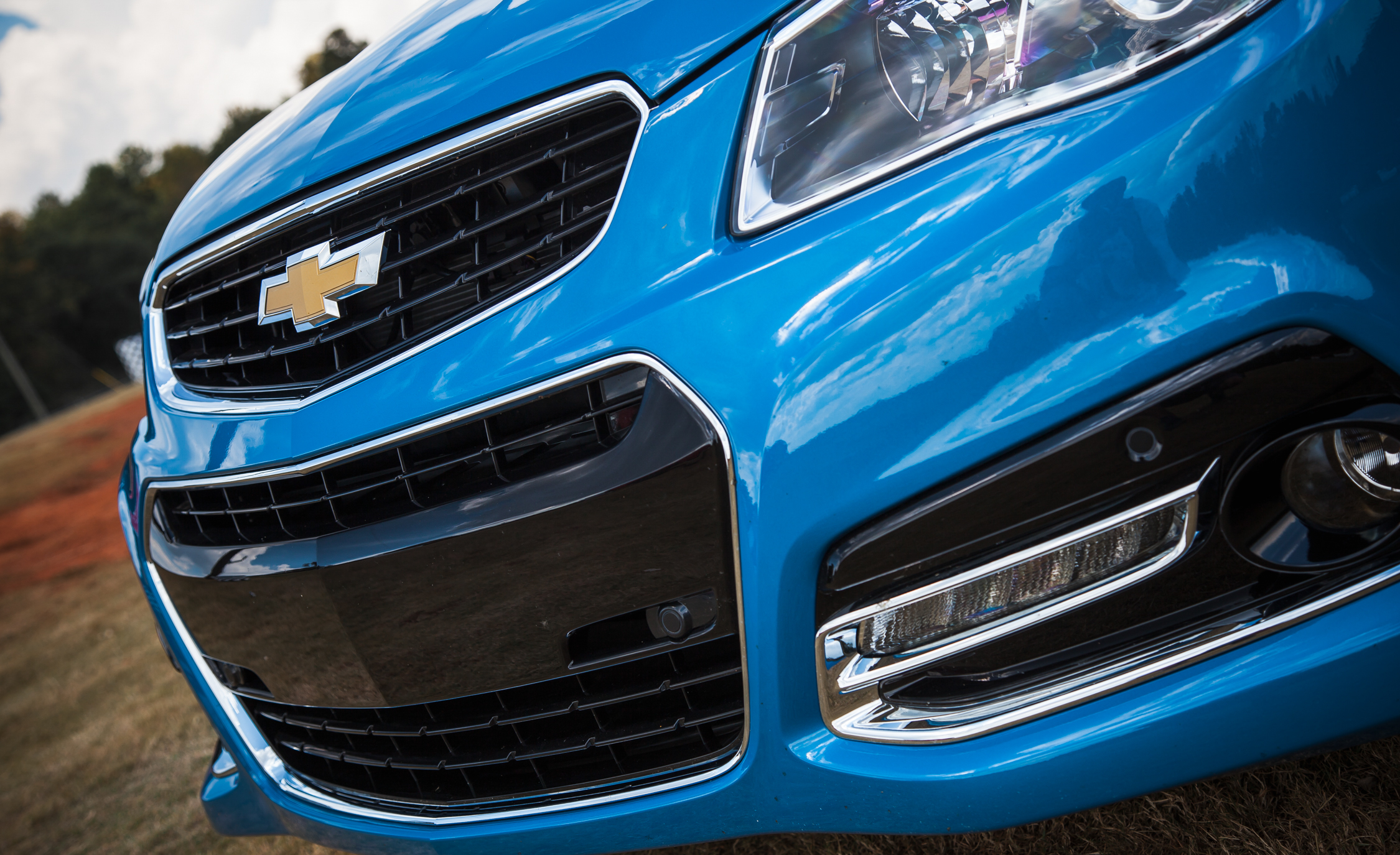 2015 Chevrolet SS (Photo 16 of 27)